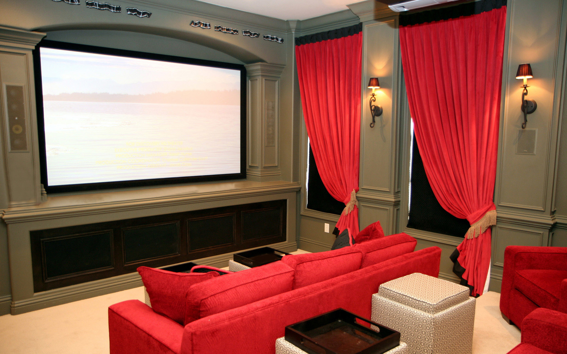 Res: 1920x1200, Home Theater