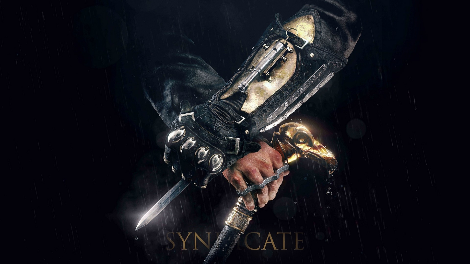 Res: 1920x1080,  Wallpaper assassins creed, syndicate, jacob frye
