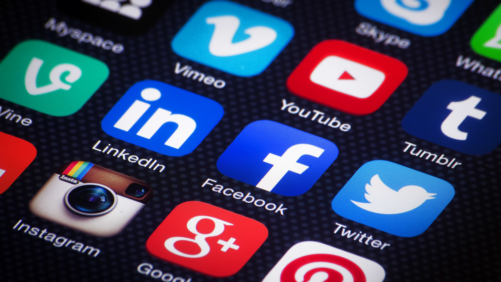 Res: 1920x1080, Platforms like Instagram, Facebook and Twitter can be used by fraudsters to  steal users'