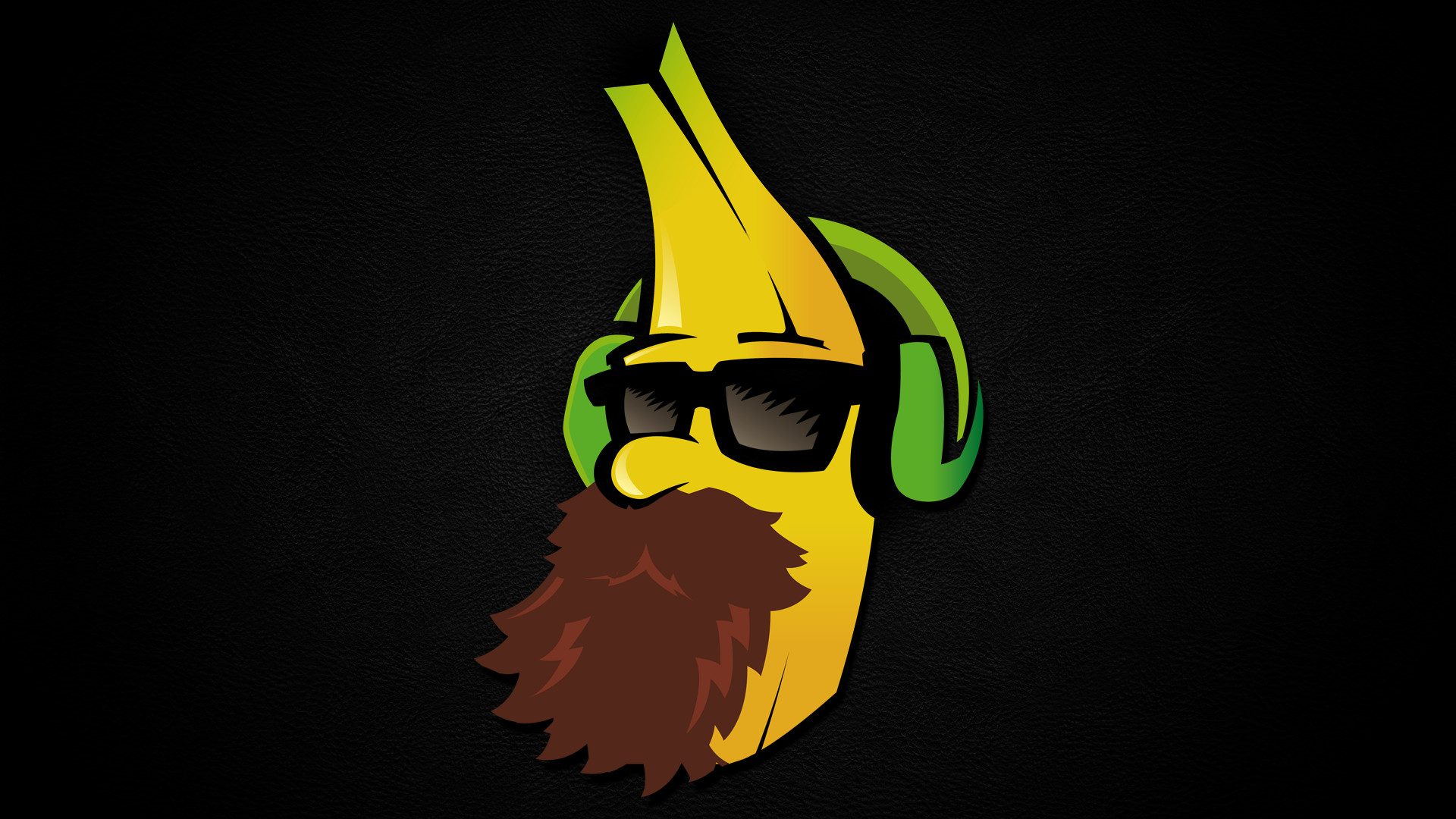 Res: 1920x1080, for the banana fans