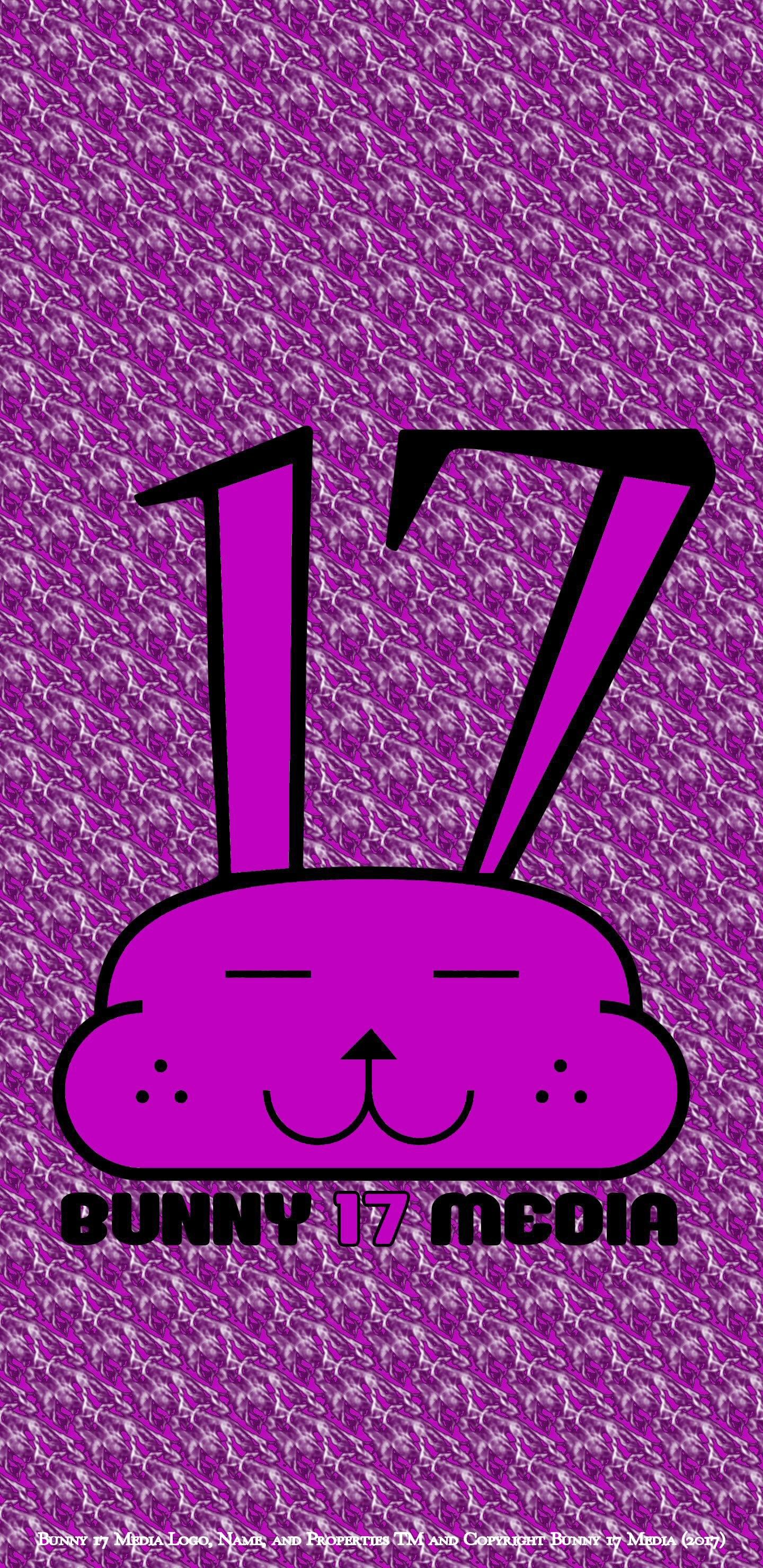 Res: 1440x2960, Bunny 17 Media Logo S8 Wallpaper