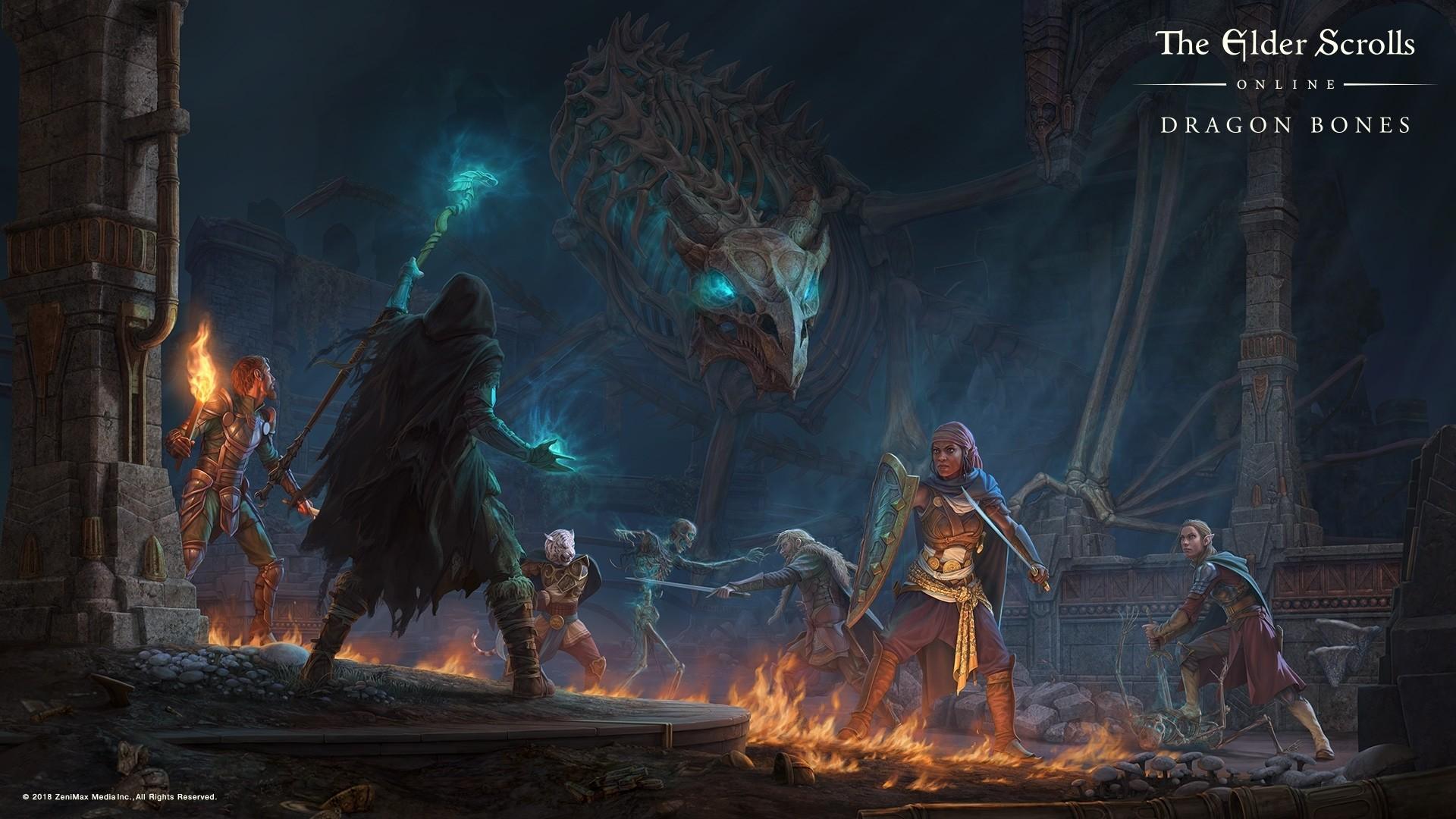 Res: 1920x1080, The Elder Scrolls Online: Summerset
