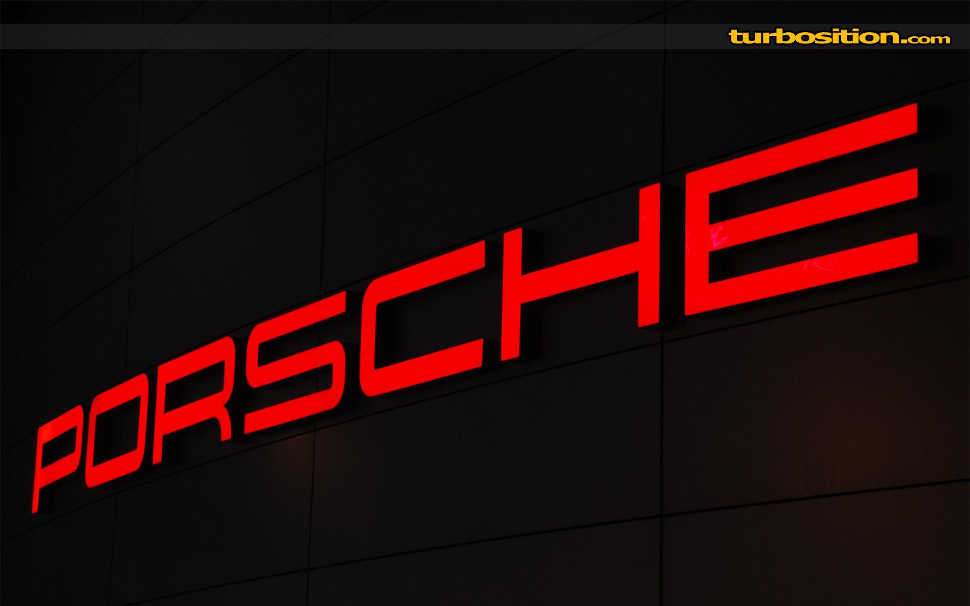 Res: 1920x1200, Porsche Logo