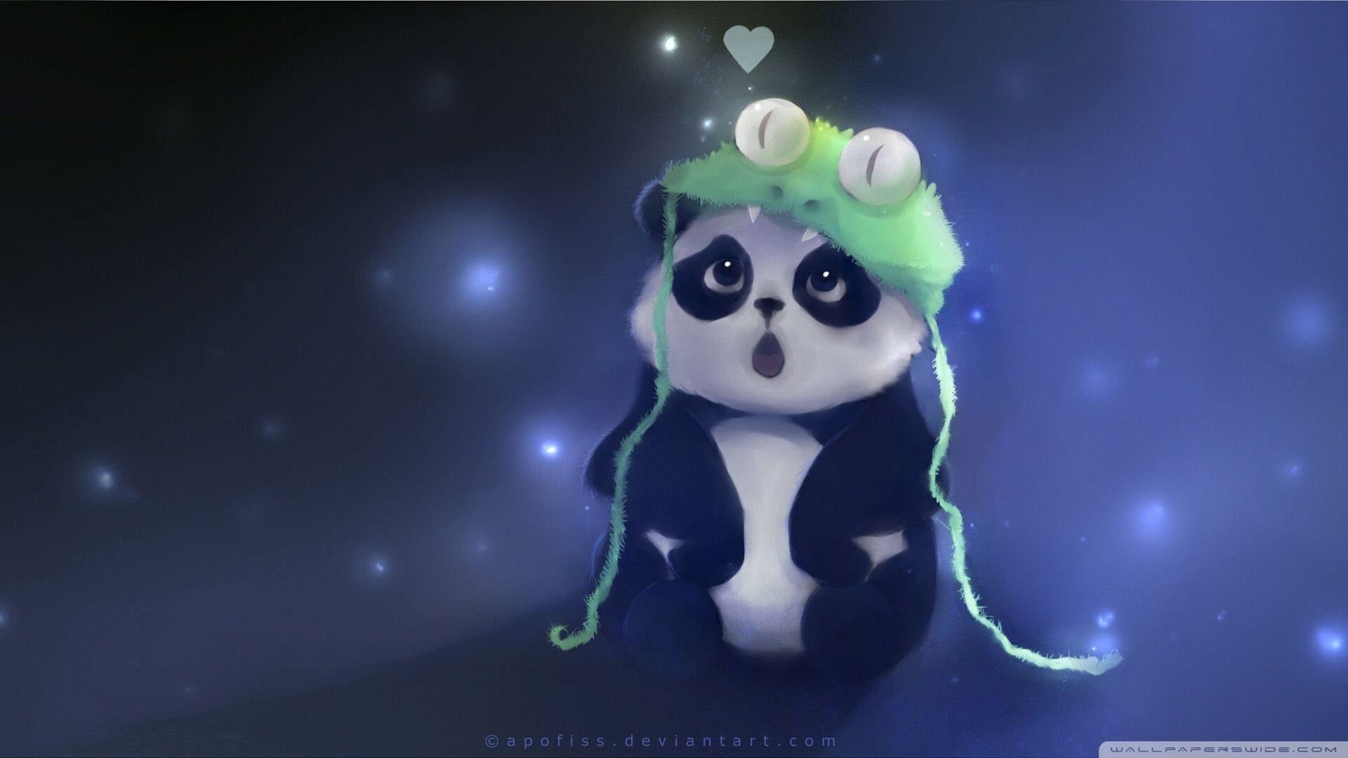 Res: 1920x1080, Cute Panda wallpaper - 820762