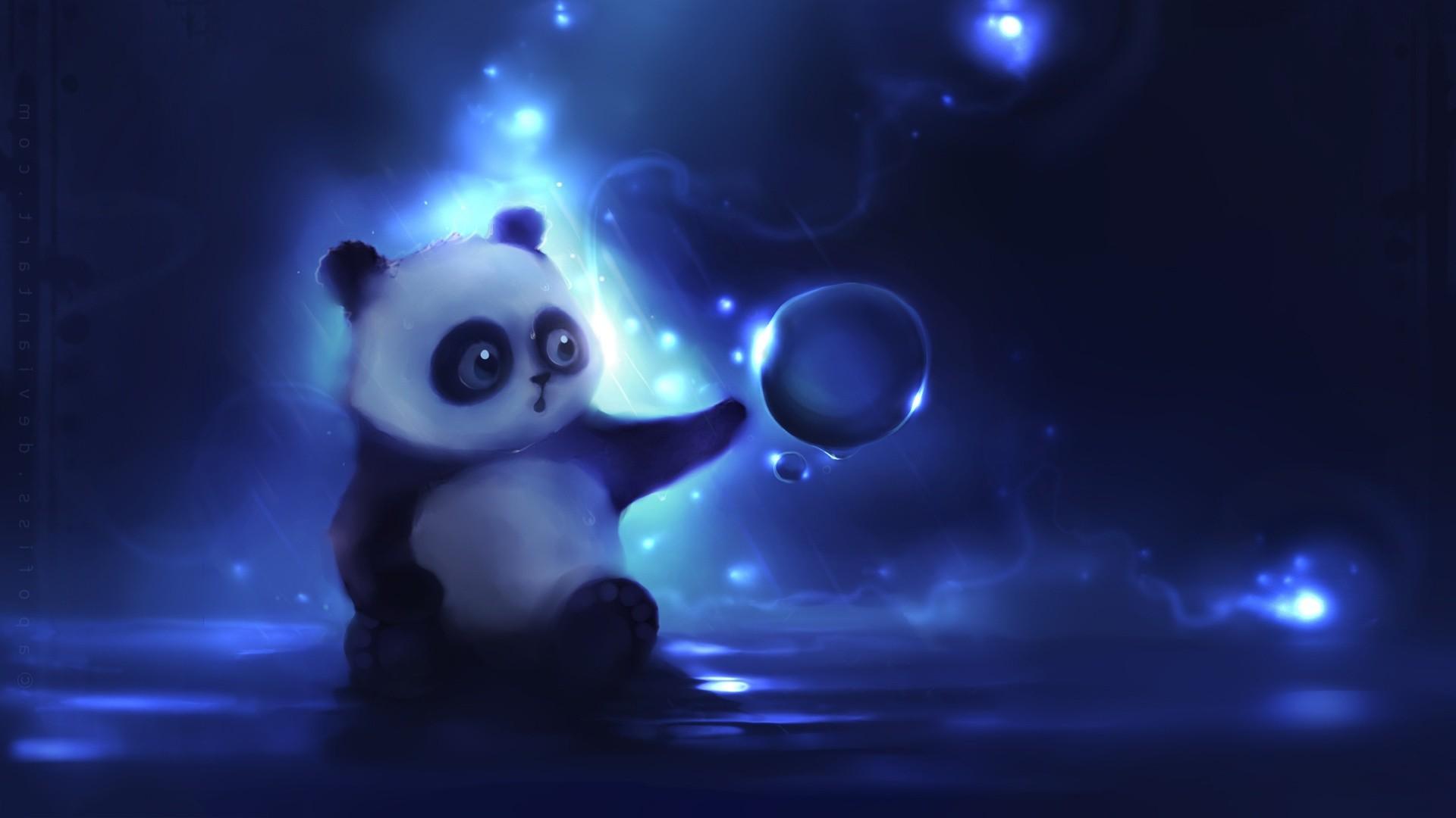 Res: 1920x1080, Anime Panda Background Wallpaper 07549