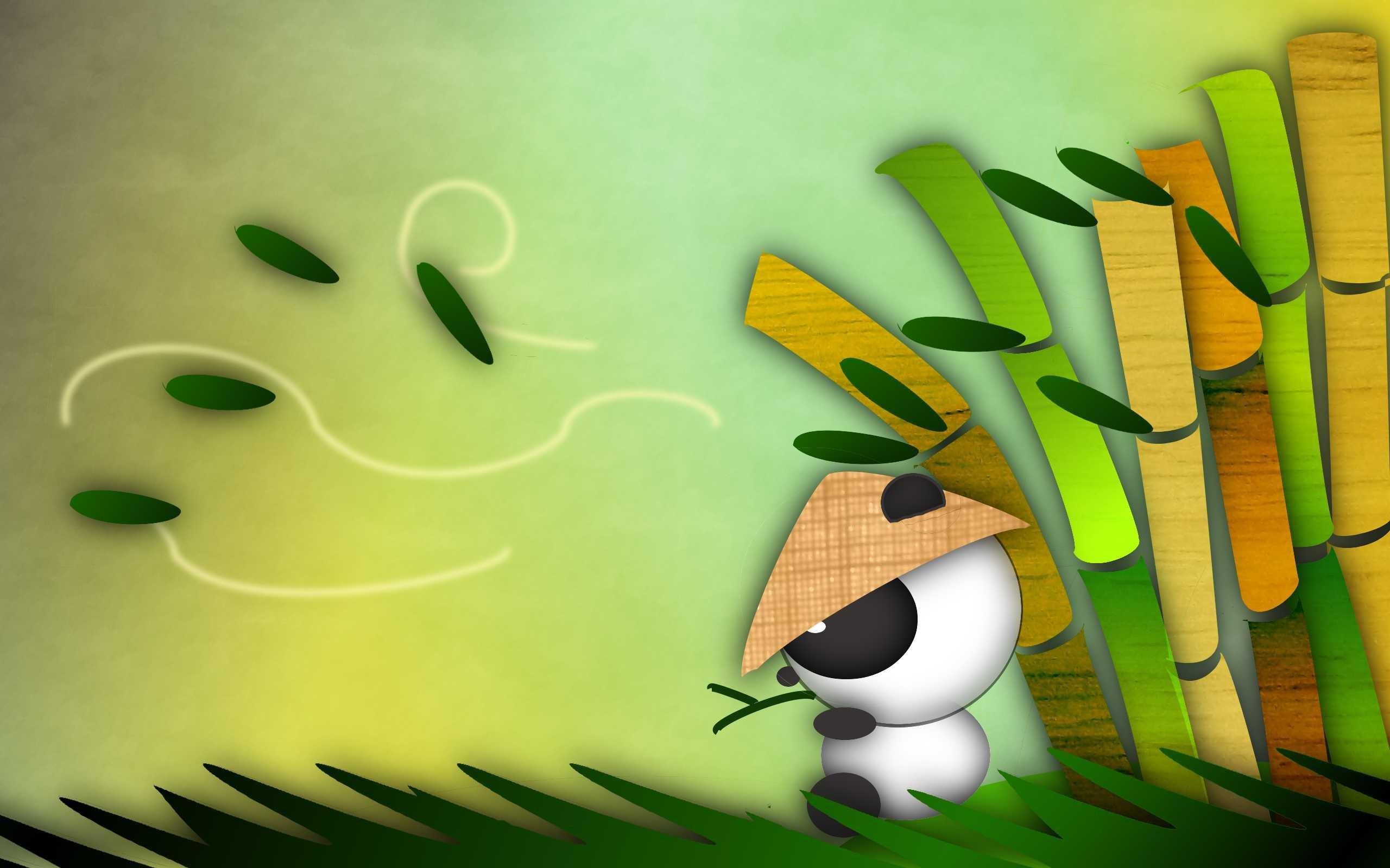 Res: 2560x1600, Panda Anime Full HD Wallpapers