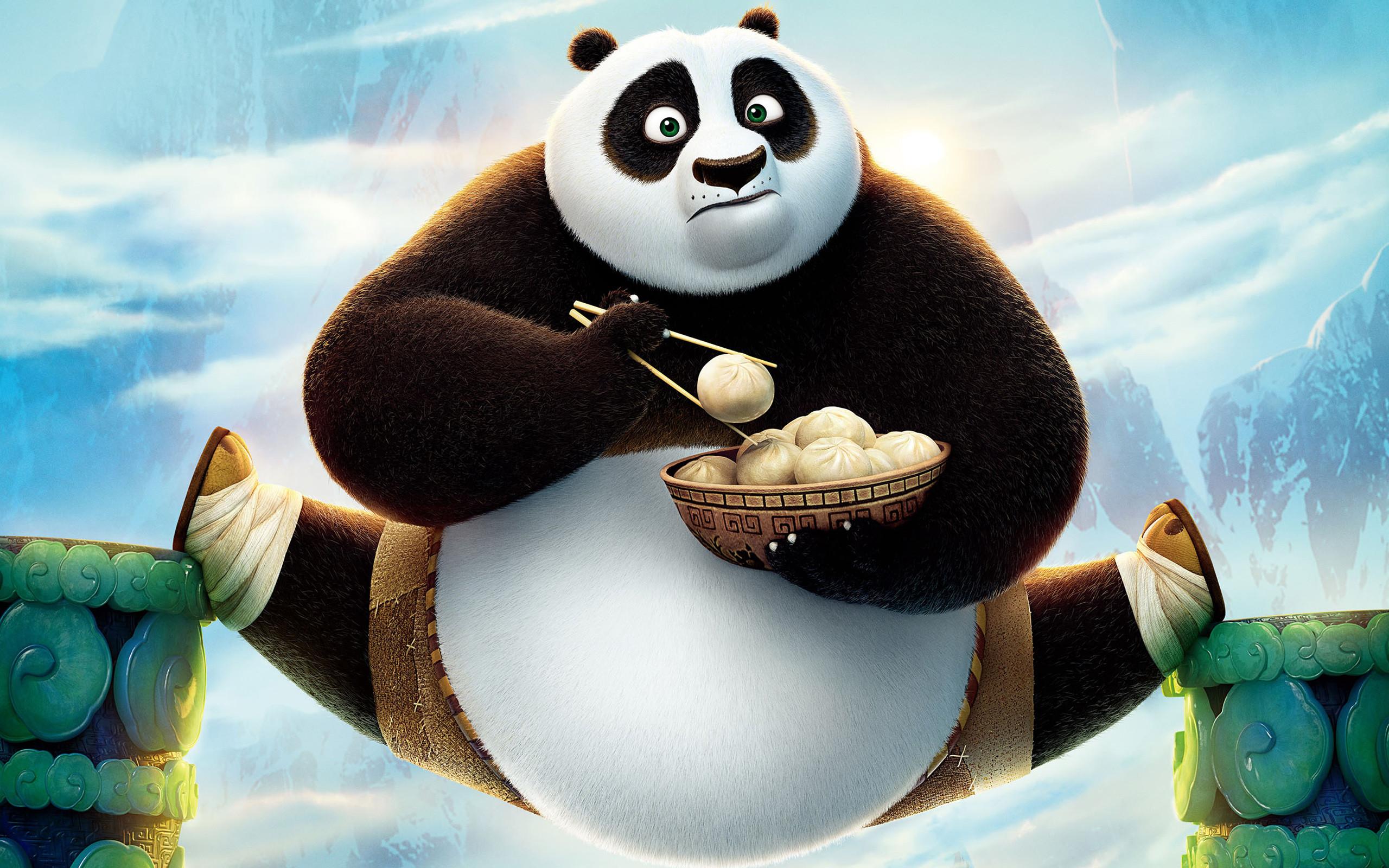 Res: 2560x1600, Tags: Panda Kung