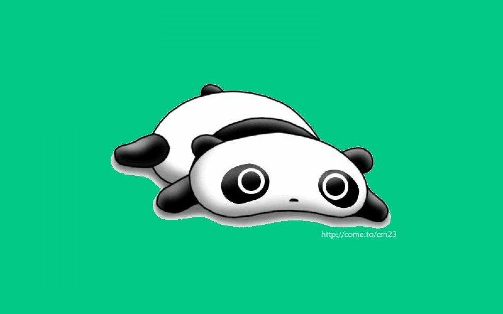 Res: 1920x1200, cute cartoon panda