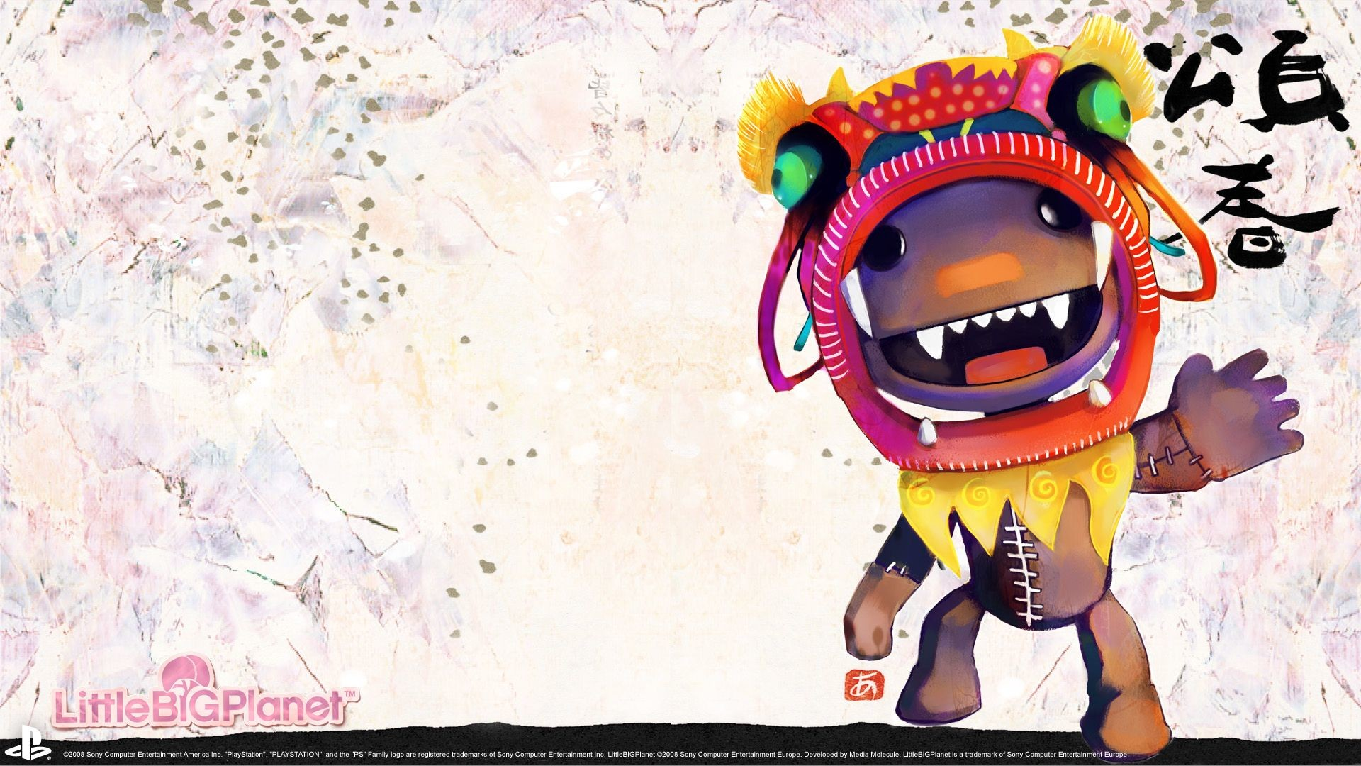 Res: 1920x1080, Ps3 Designs Monster Cute Enjoy Quality Sackboy wallpapers HD free .