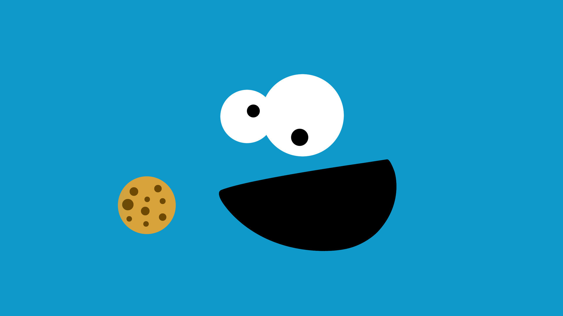 Res: 1920x1080, Cute Cookie Monster HD Wallpapers Download.