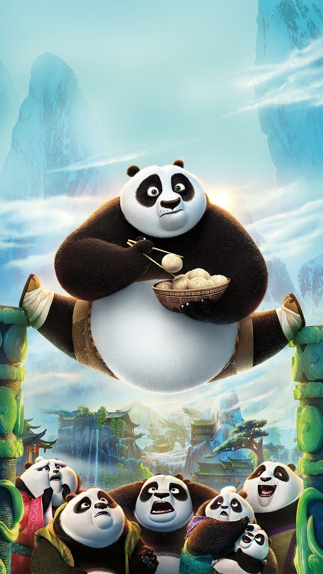 Res: 1080x1920,  Kungfu Panda Widescreen Picture – Stunning Images, v.24
