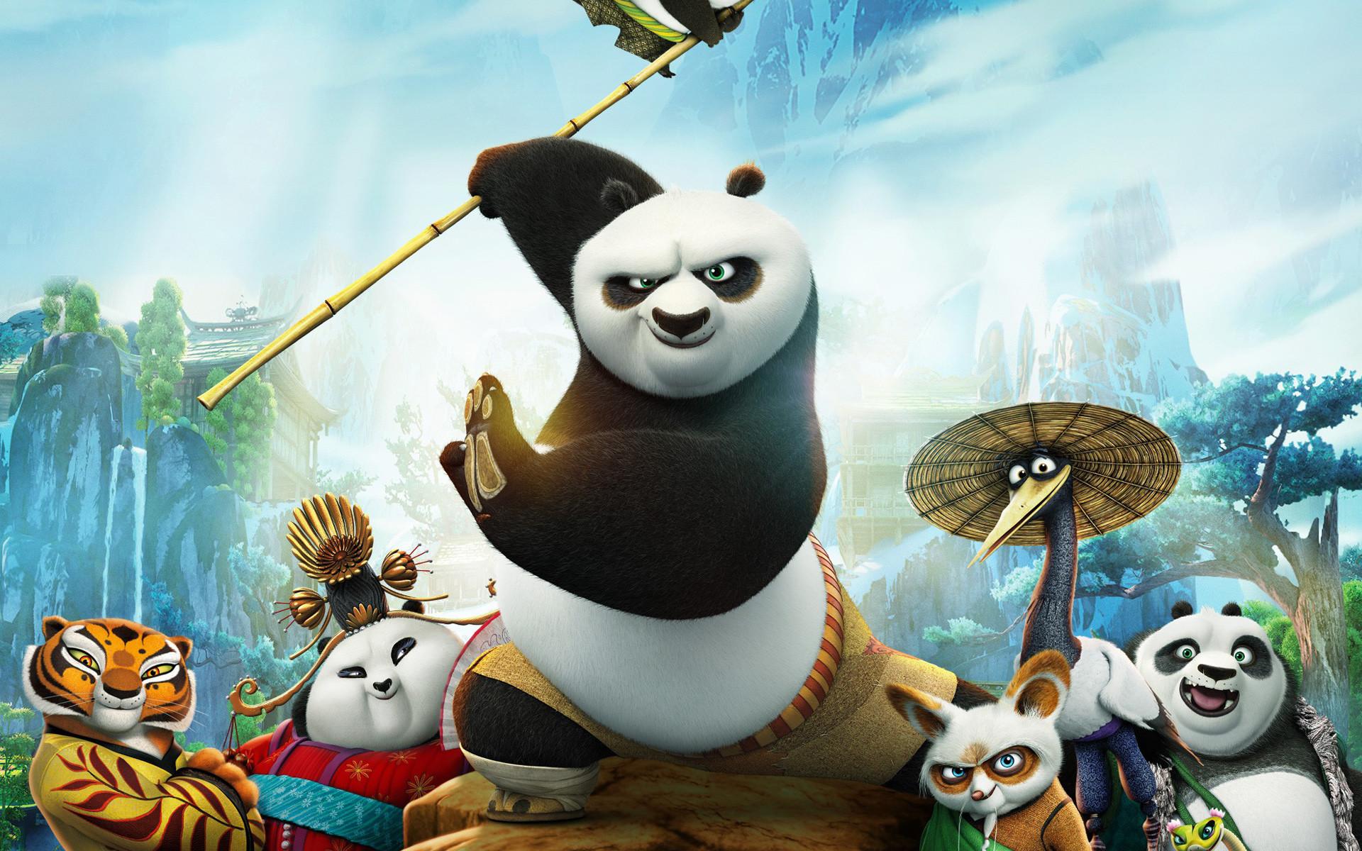 Res: 1920x1200, 2016 Kung Fu Panda 3