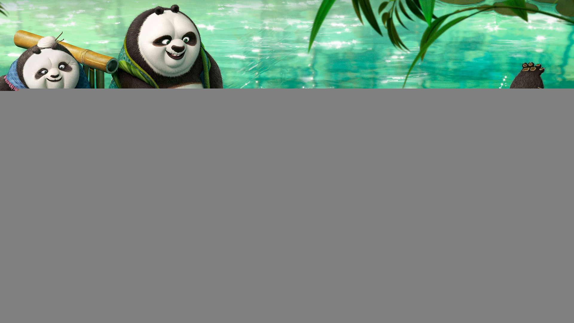 Res: 1920x1080, Kung fu Panda 3 New Pandas