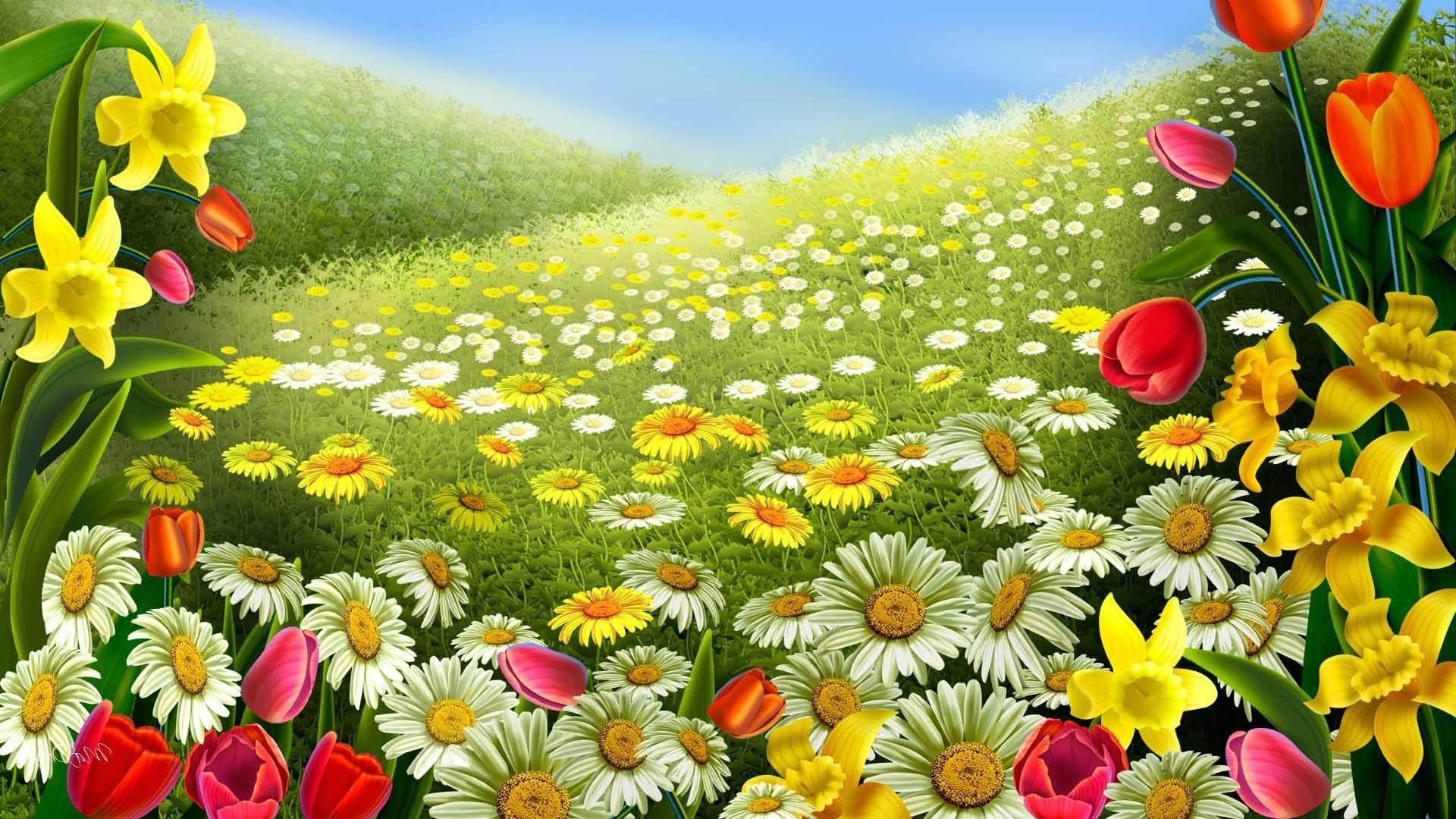 Res: 1920x1080, Spring Desktop Backgrounds wallpaper