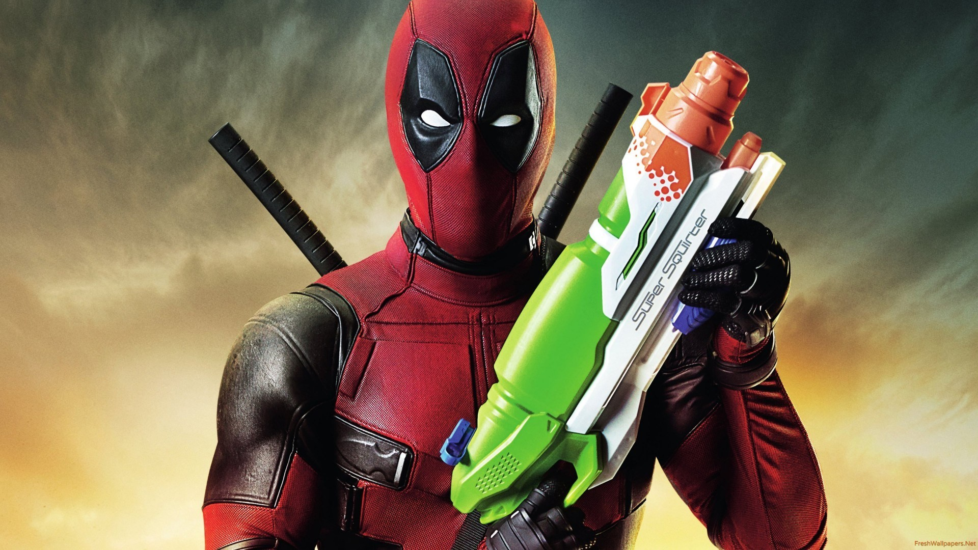 Res: 1920x1080, Superhero Marvel Deadpool (Movie) Deadpool 1080p HD Wallpaper Background