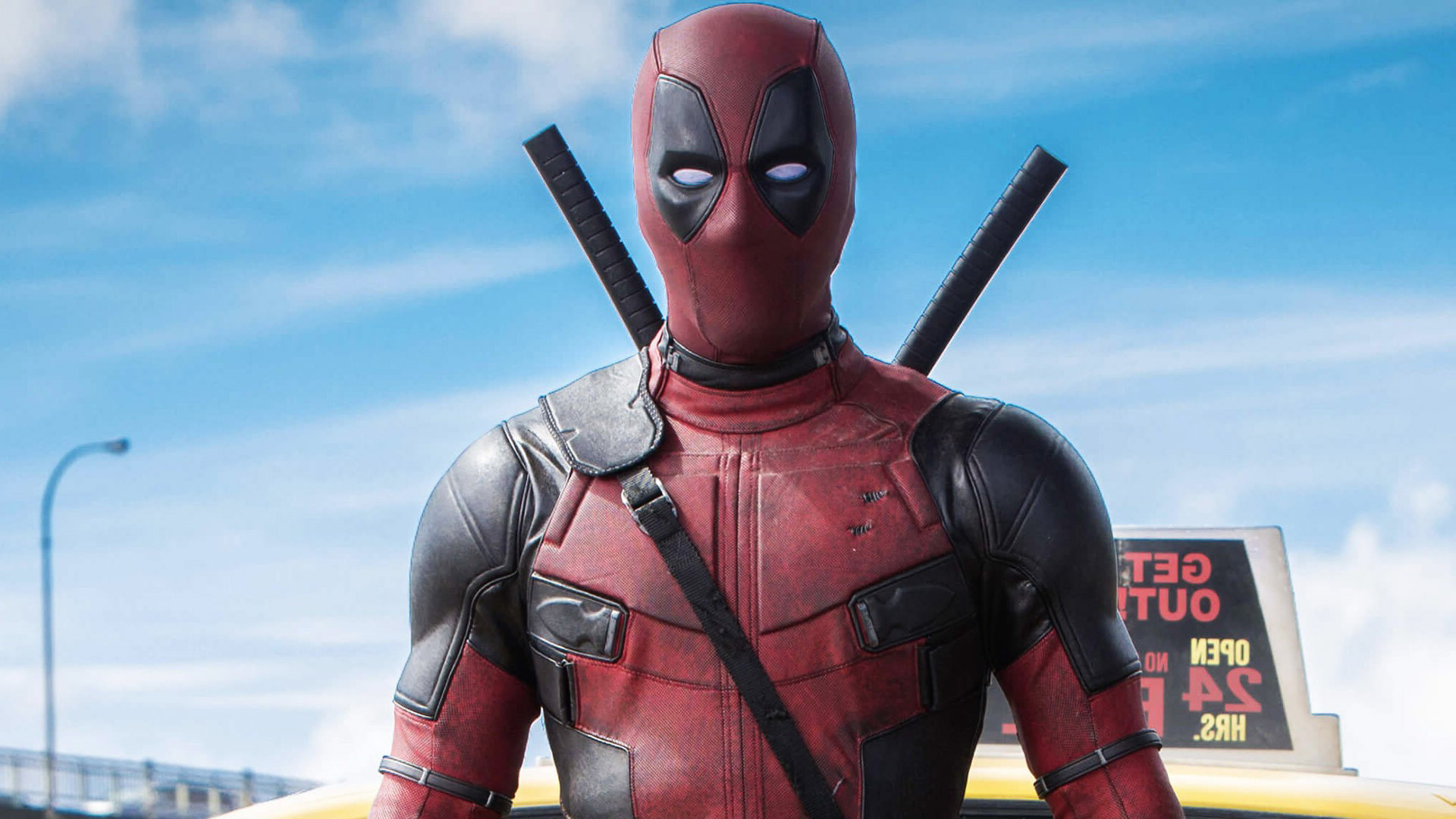 Res: 1920x1080, Deadpool movie 1080p wallpapers.