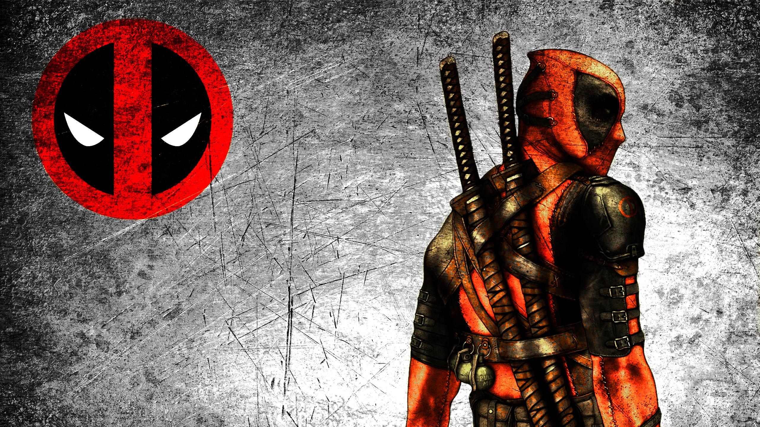 Res: 2560x1440, Deadpool HD Wallpaper Full HD Pictures