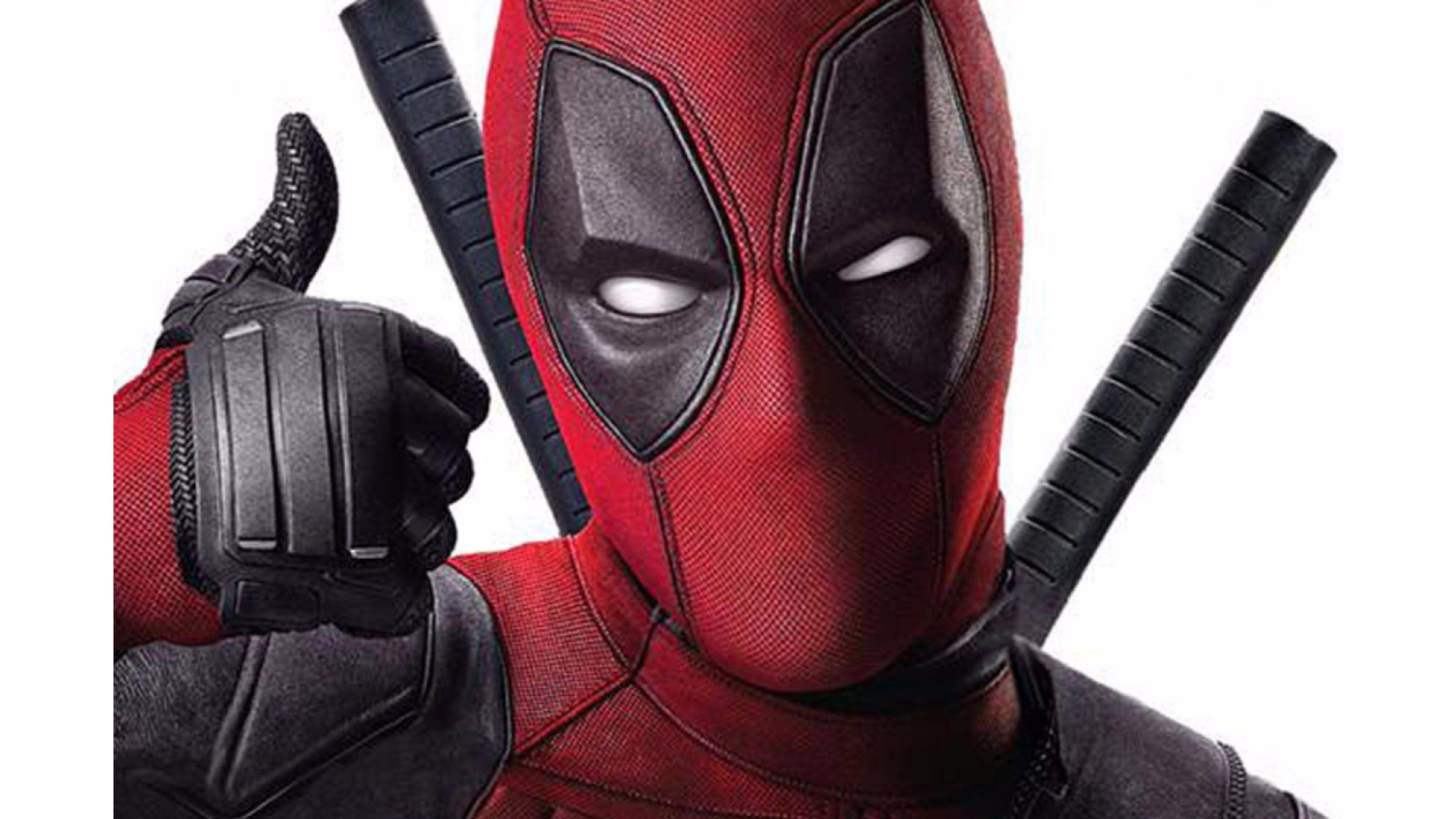 Res: 3840x2160, Trending Deadpool Movie 4K Wallpaper