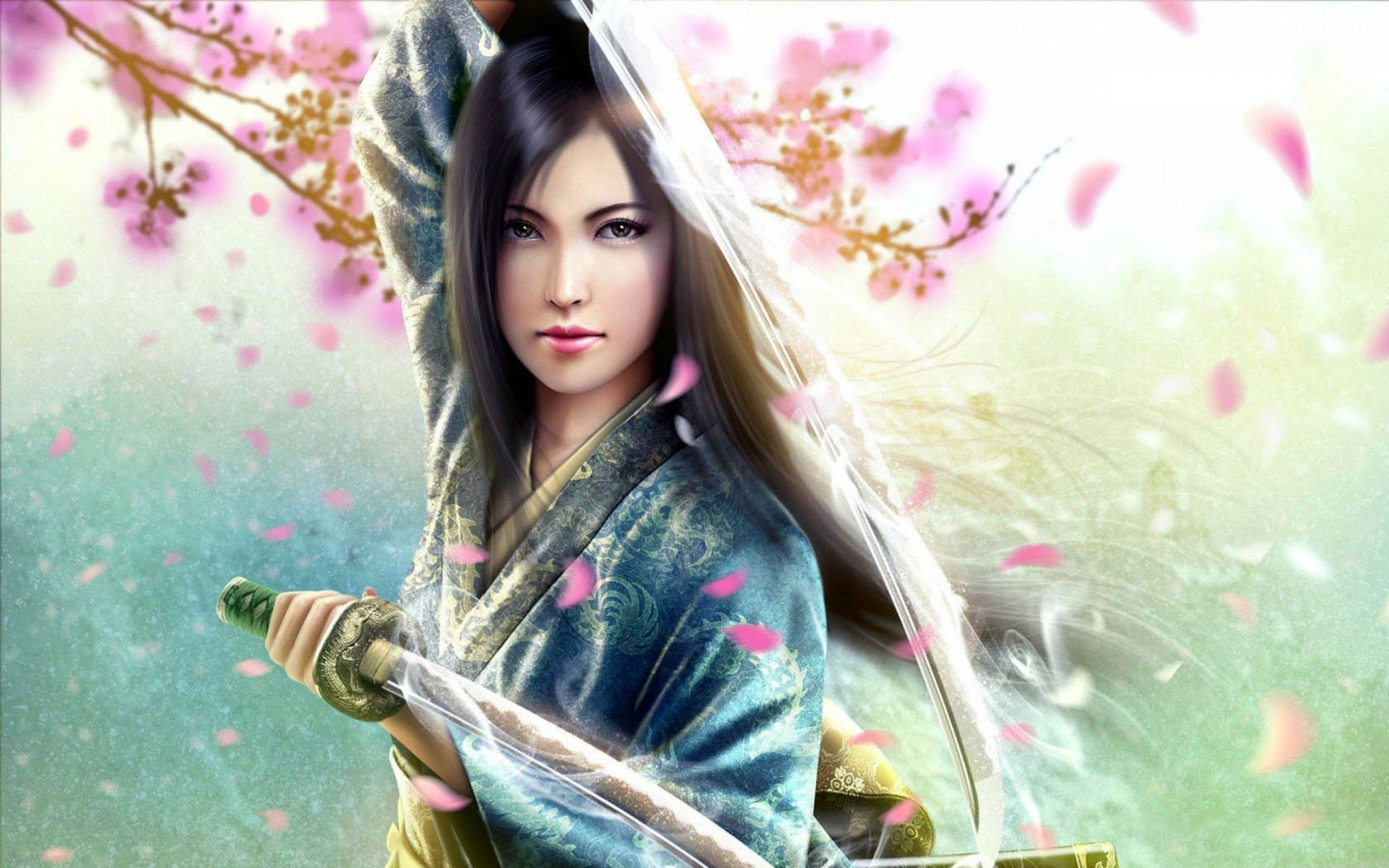 Res: 2560x1600, Samurai Girl Female Warrior Wallpaper HD: You can get most recent and also  Hd Awesome and Amusing Wallpapers as well as Quotes, Memes, Bollywood  Wallpapers, ...