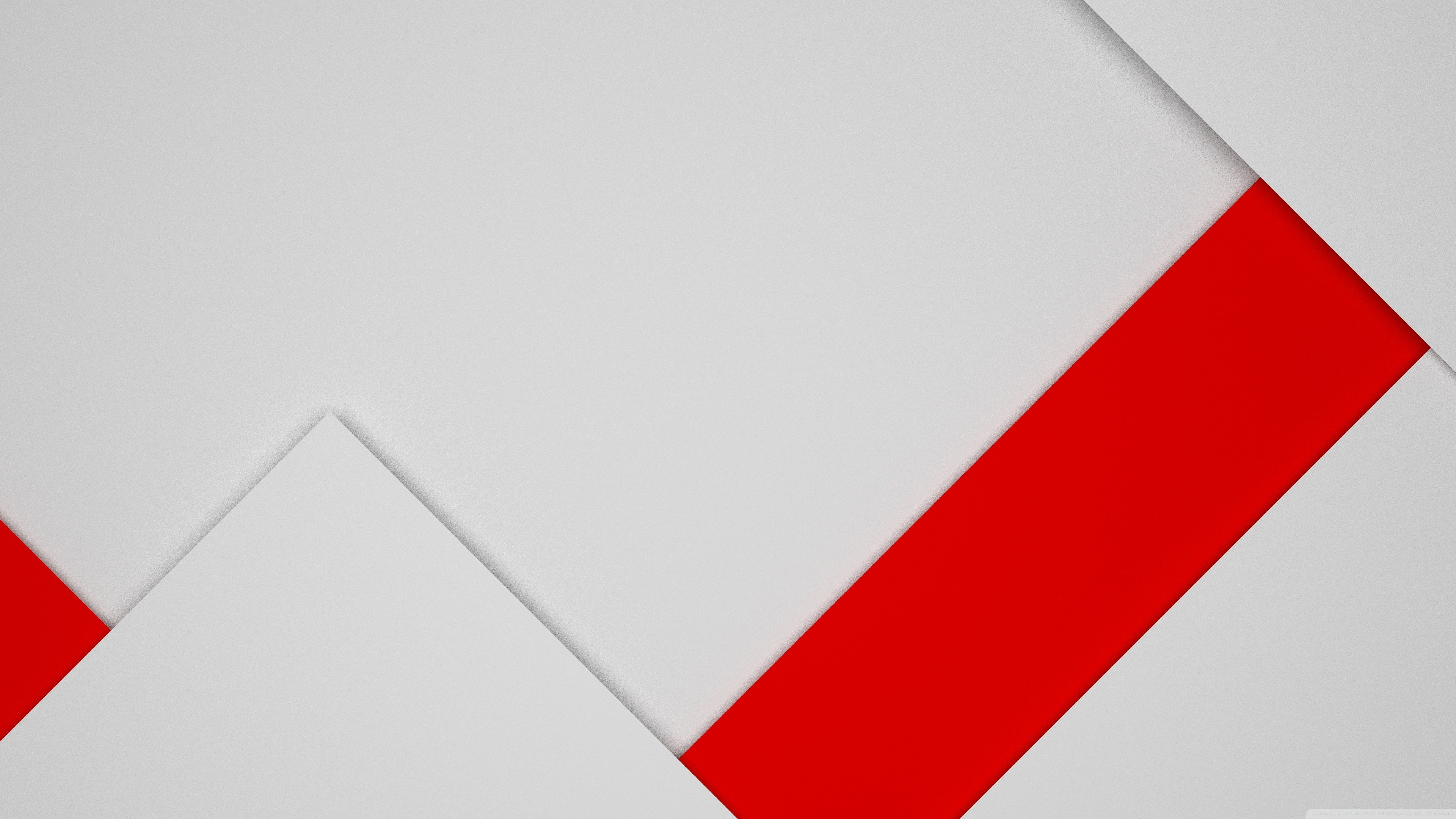 Res: 3840x2160, Red White Wallpapers 2 - 3840 X 2160