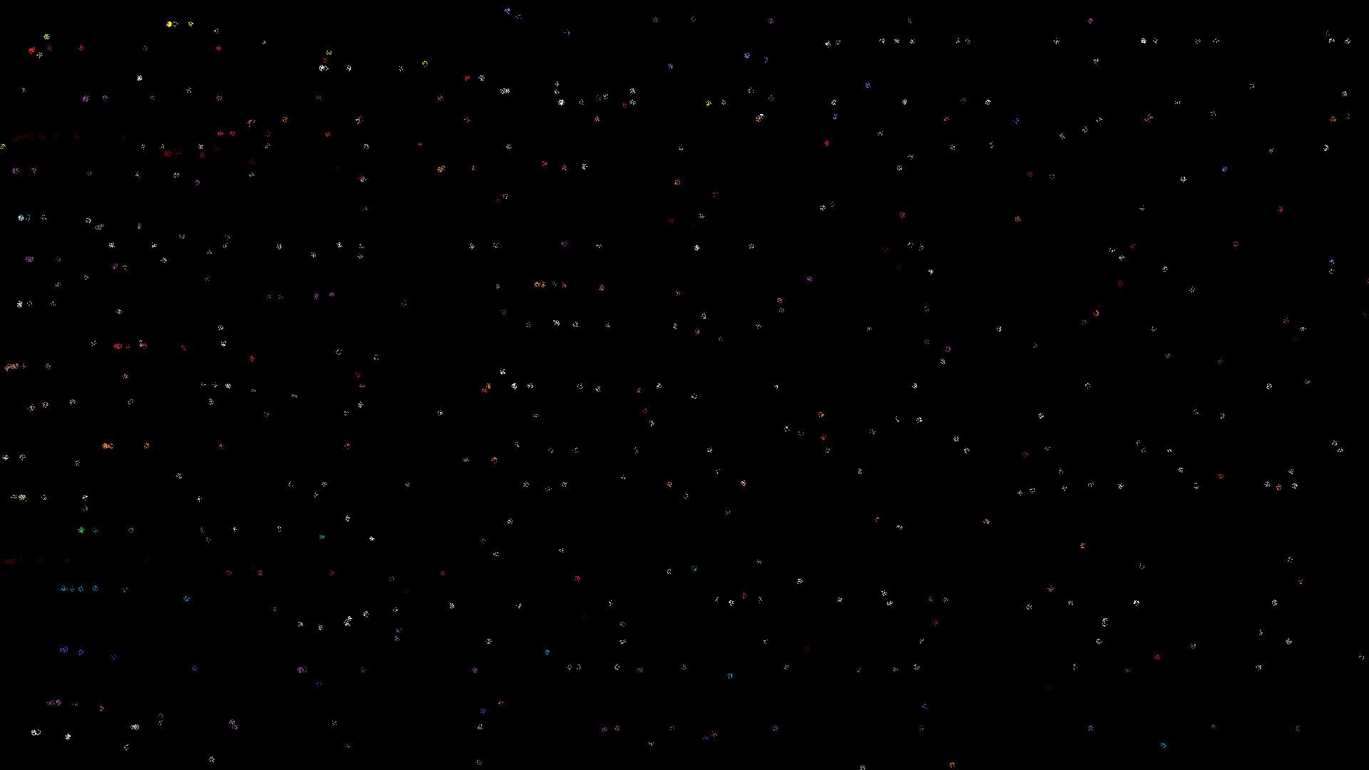 Res: 1920x1080, Sky effect black wallpaper