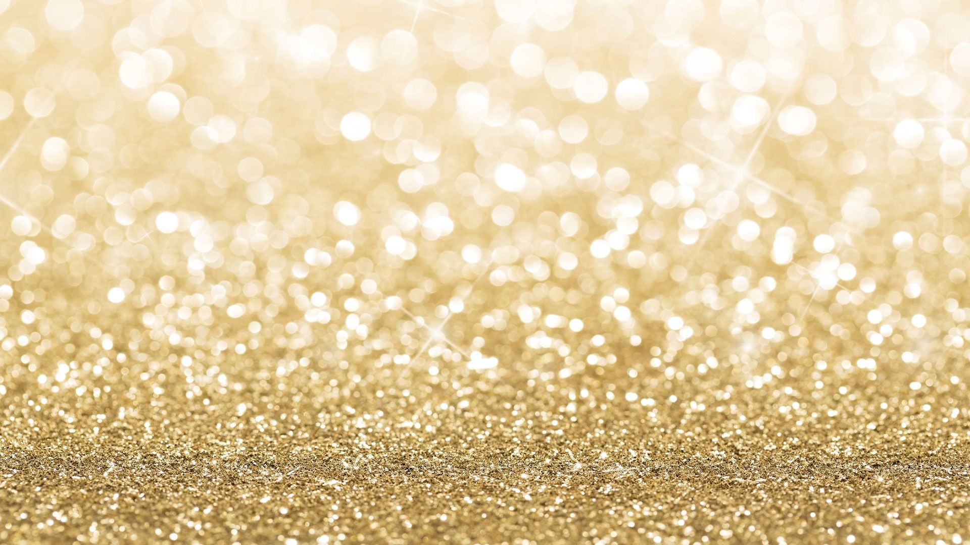 Res: 1920x1080, Gold Glitter Full HD Wallpaper…