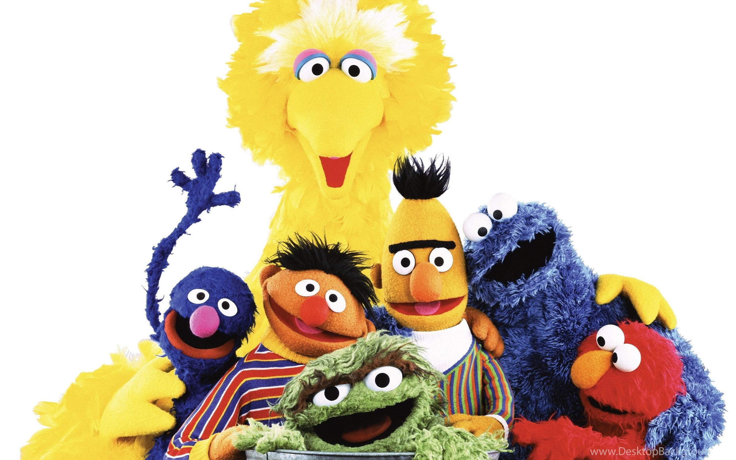 Res: 2560x1600, Sesame Street Wallpapers 9 - 2560 X 1600