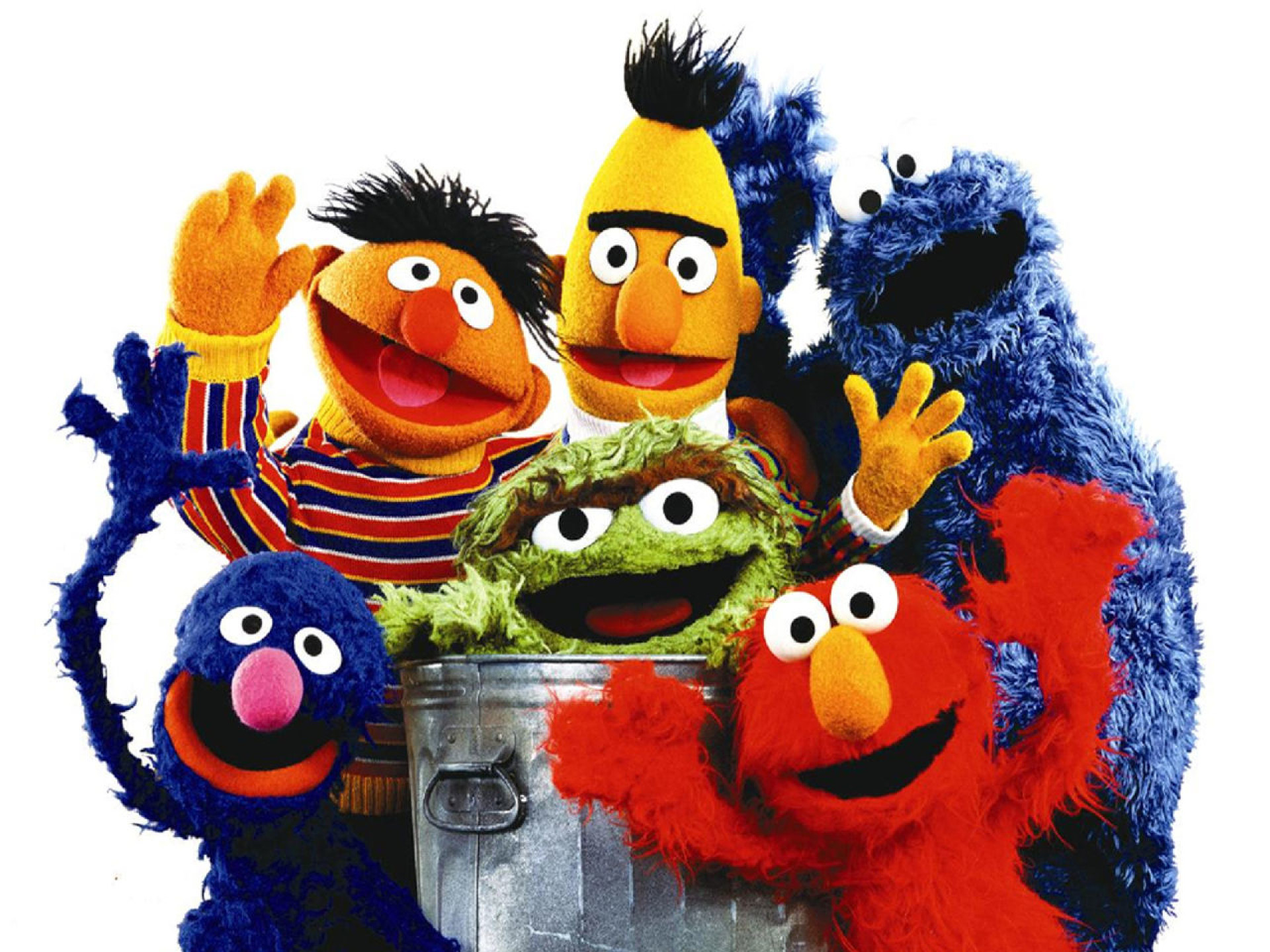 Res: 1920x1440, Image: Sesame Street One wallpapers and stock photos. Â«