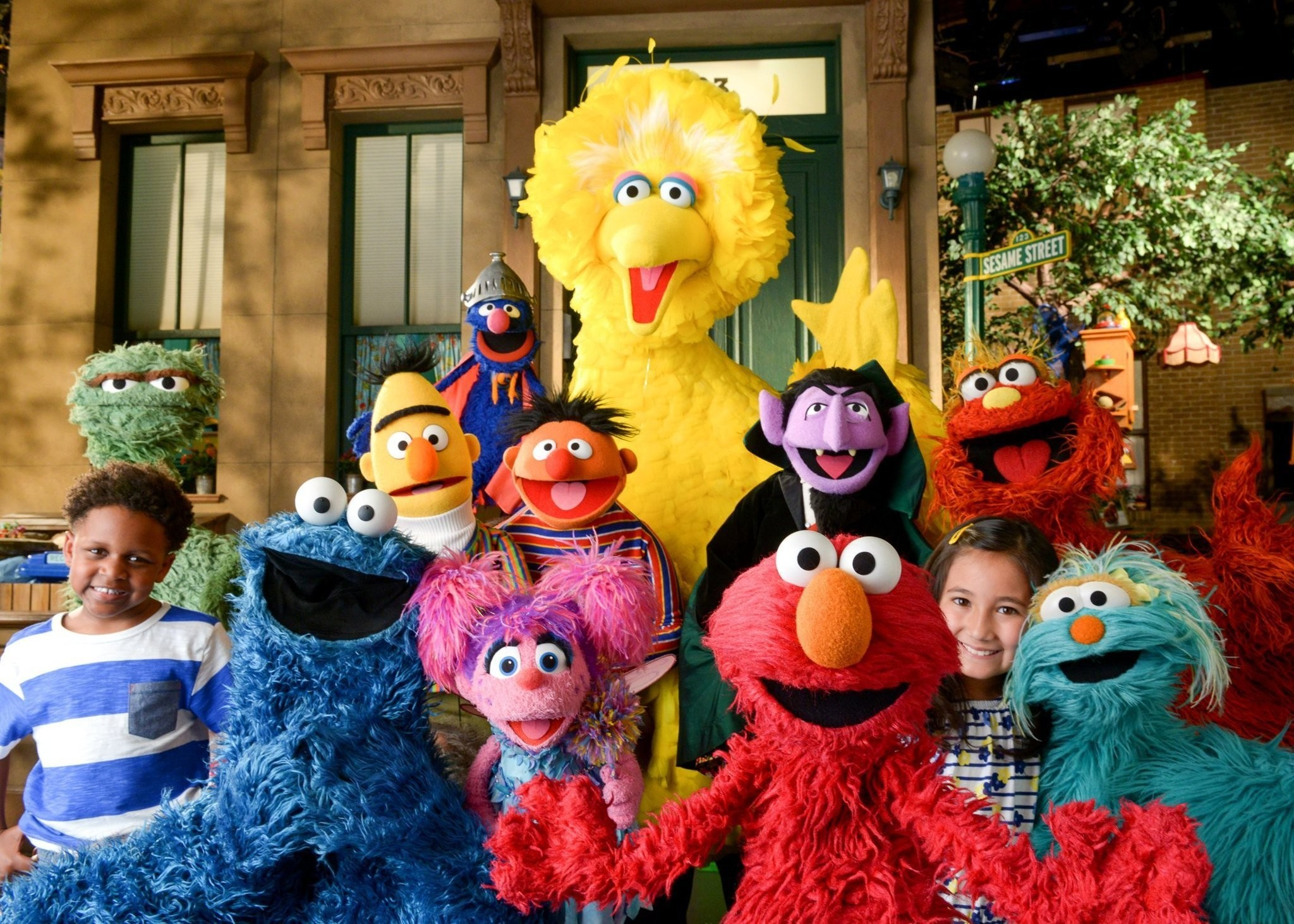 Res: 2048x1463, Sesame Street HD wallpapers #1