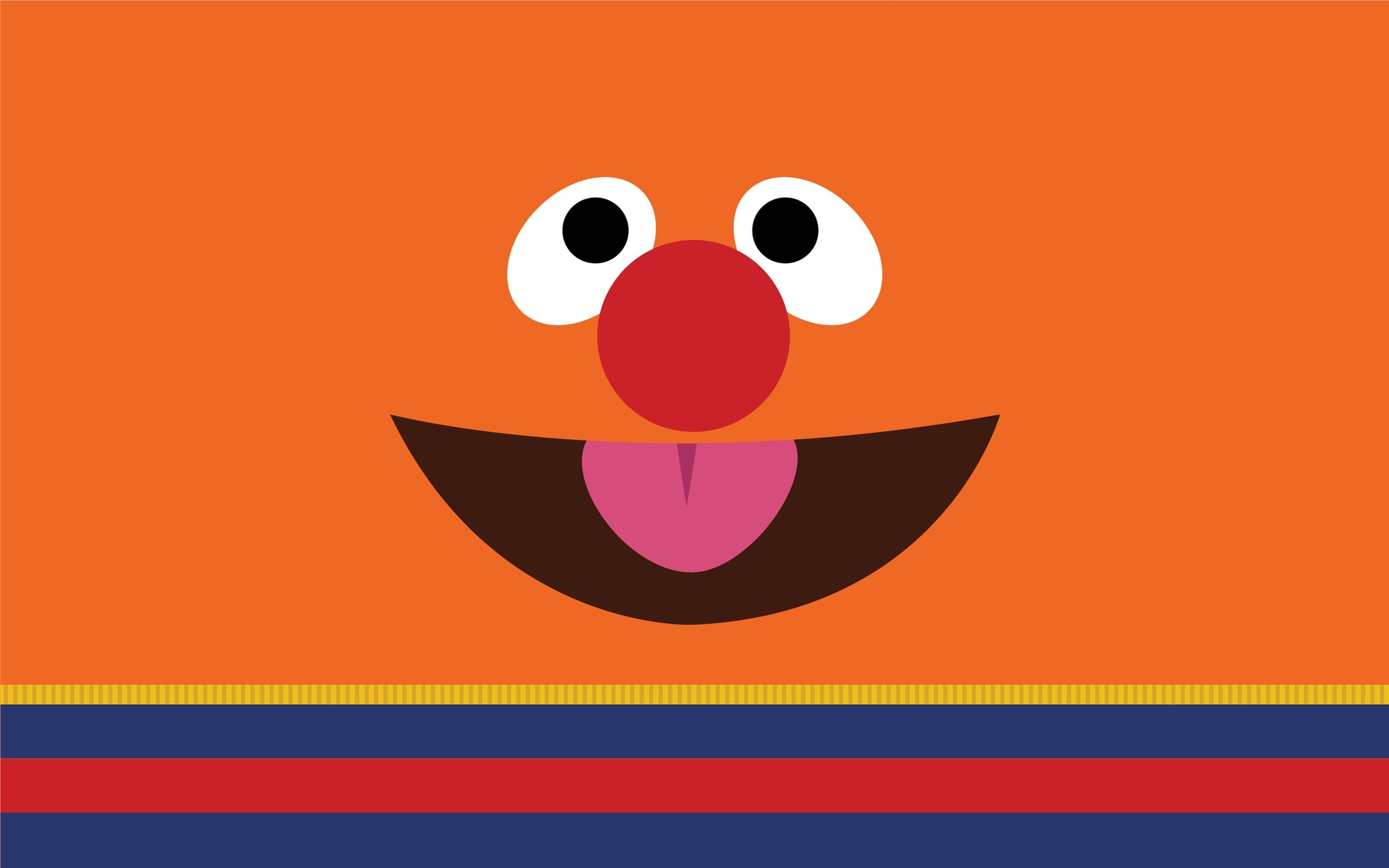 Res: 2560x1600, Sesame Street Wallpaper Luxury 40 Funny Minimal Wallpapers Absolutely Free  & totally Hd