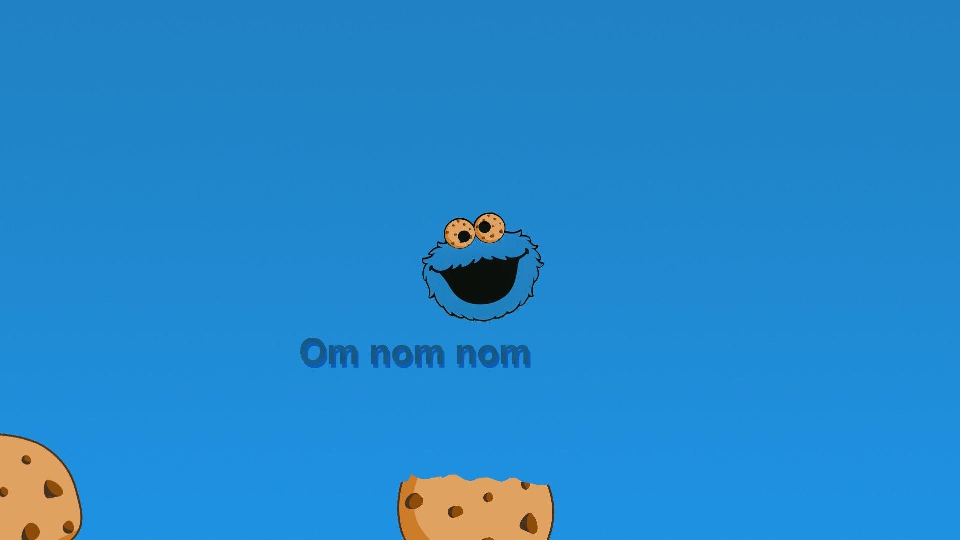 Res: 1920x1080, Fernsehserien - Sesame Street Cartoon Plätzchen Cookie Monster Wallpaper
