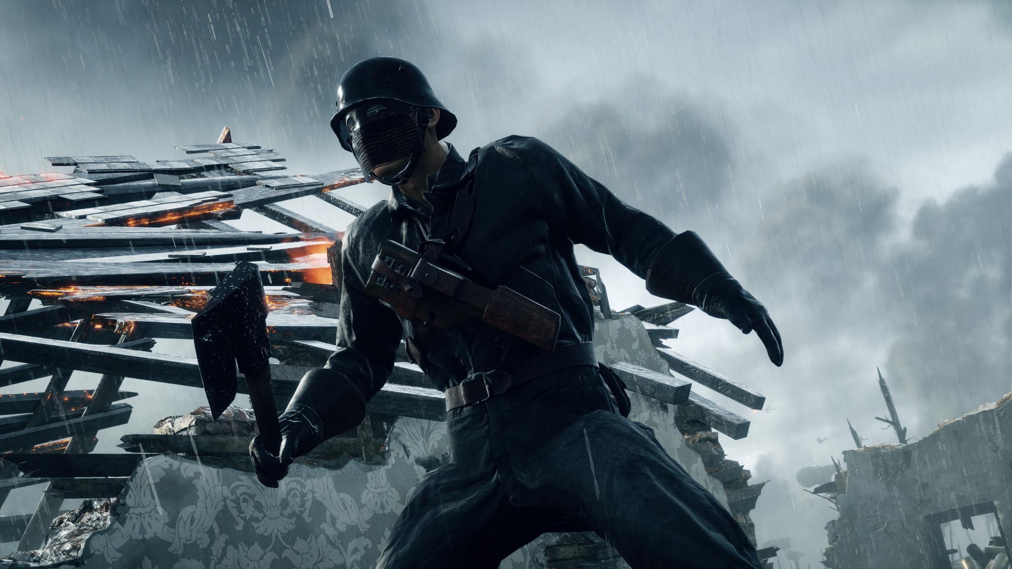 Res: 2048x1152,  wallpaper Battlefield 1 gaming