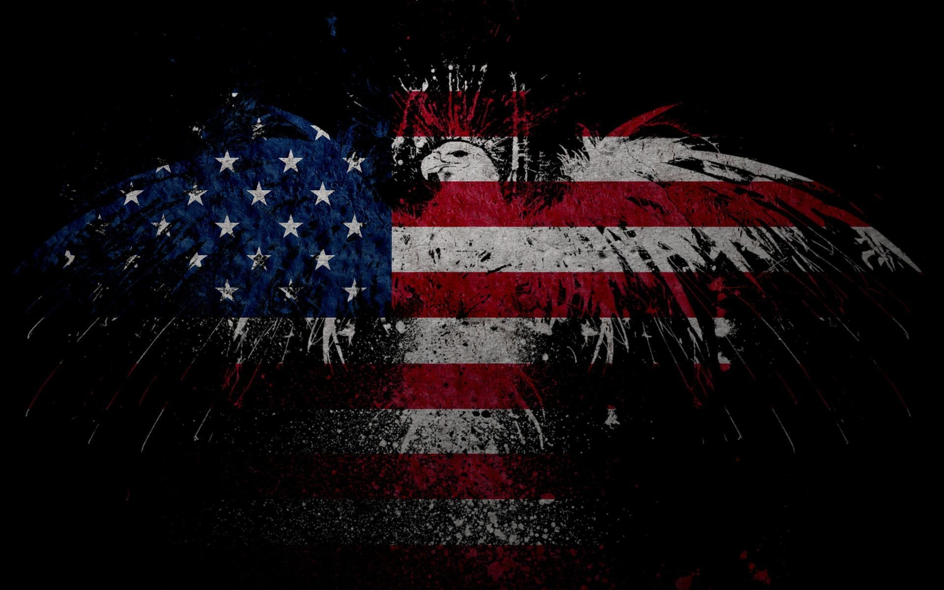 Res: 1920x1200, USA Flag Wallpapers - Wallpaper Cave