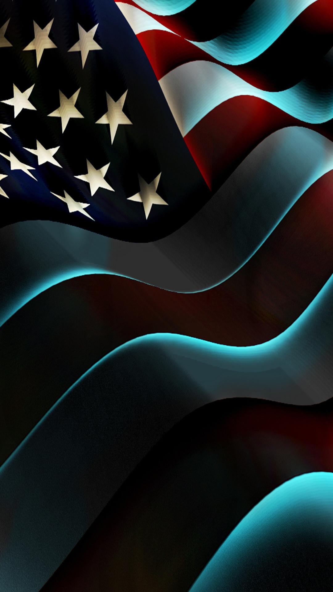 Res: 1080x1920, USA Flag Mobile HD Wallpaper
