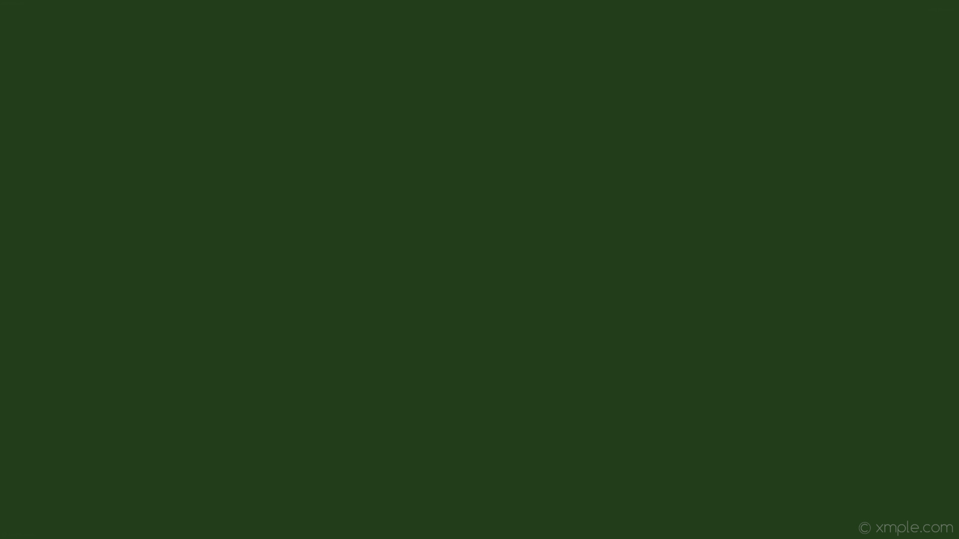 Res: 1920x1080, wallpaper plain green solid color one colour single dark green #223d1a