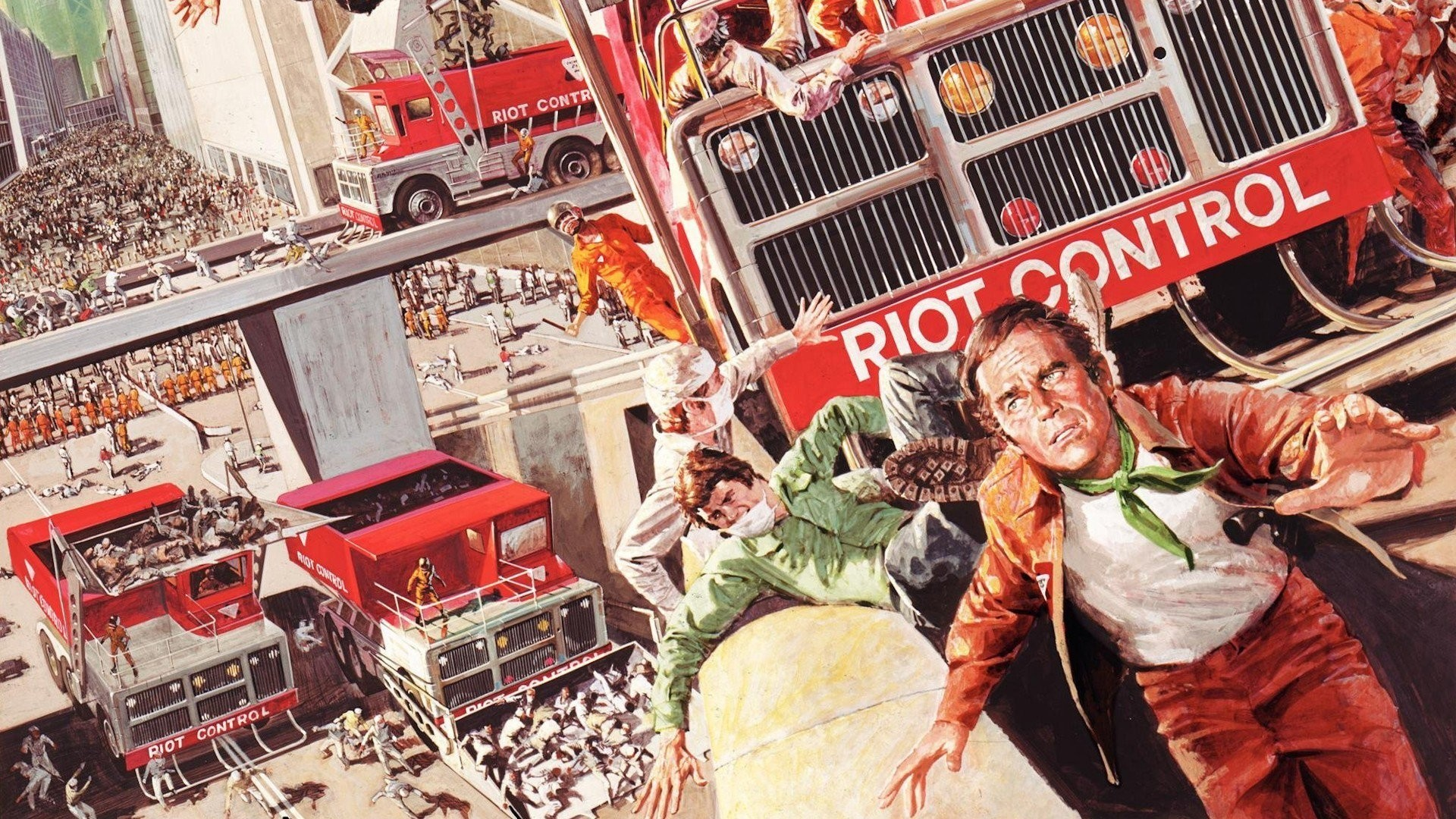 Res: 1920x1080, 1 Soylent Green (1973) HD Wallpapers | Background Images - Wallpaper Abyss