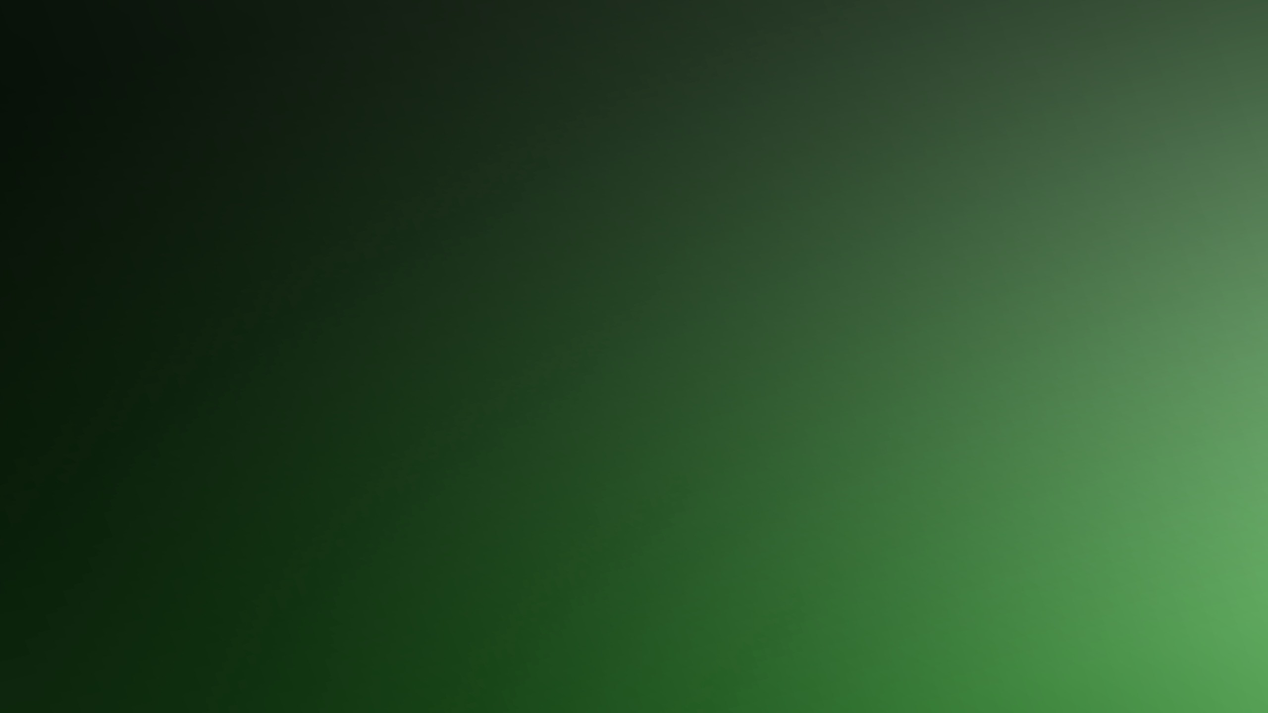 Res: 2560x1440,  Wallpaper green, background, texture, solid, color