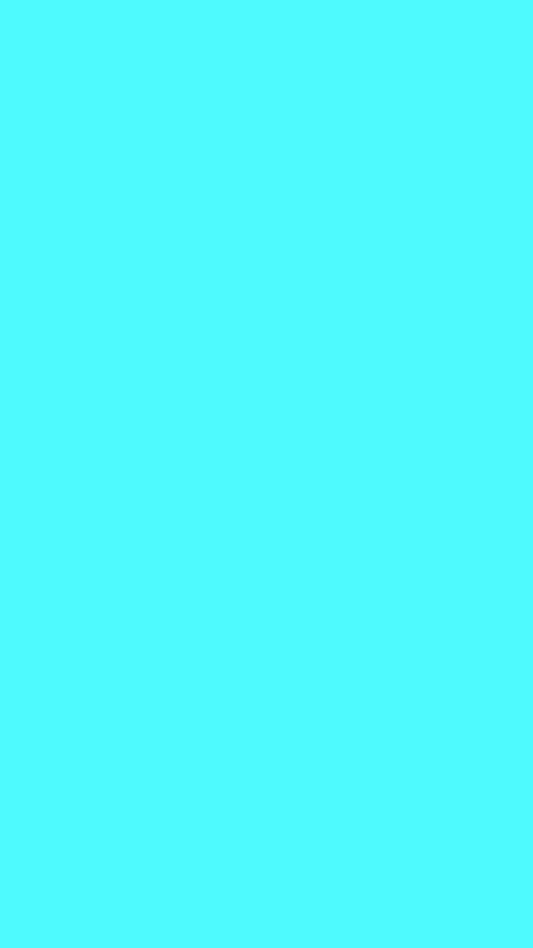Res: 1080x1920, Mint Green Wallpaper Lovely 4df4ff solid Color Image