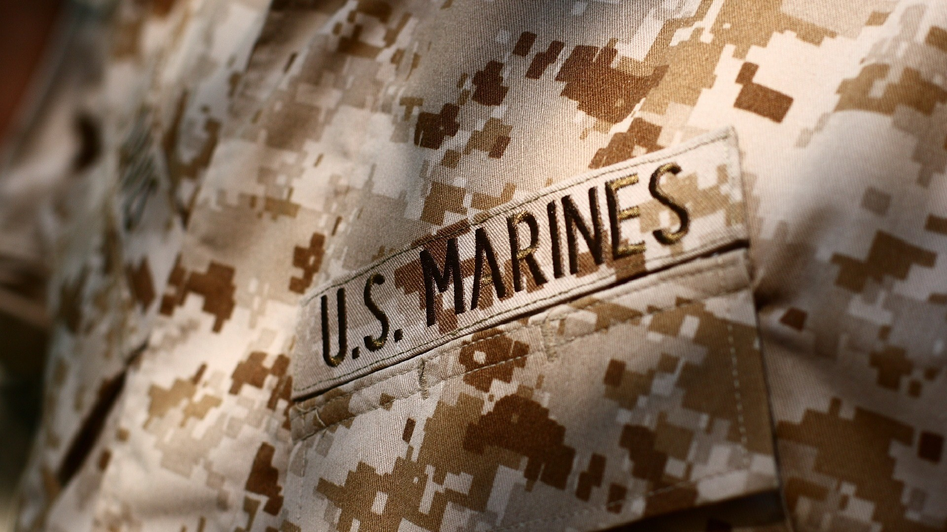 Res: 1920x1080, Men - Marines Wallpaper