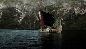Viking Ship wallpapers