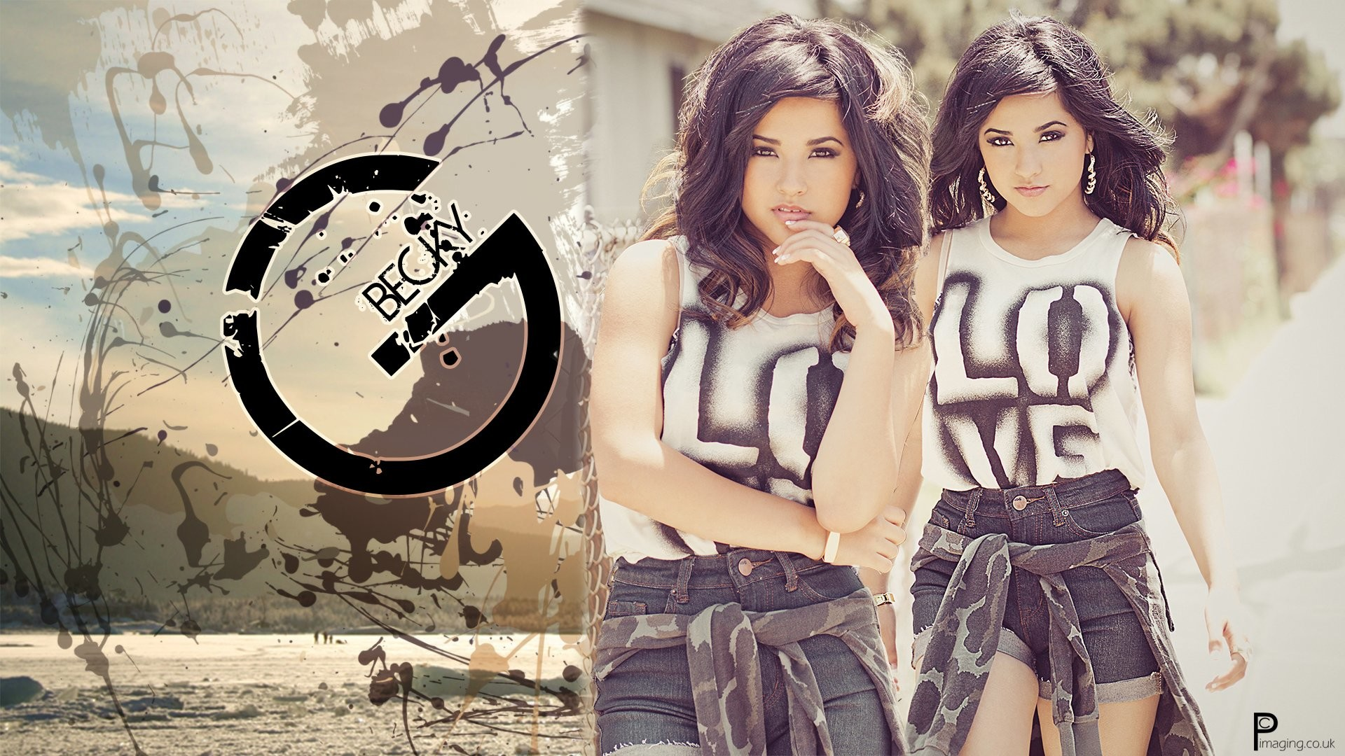 Res: 1920x1080, Becky G Wallpapers 20 - 1920 X 1080