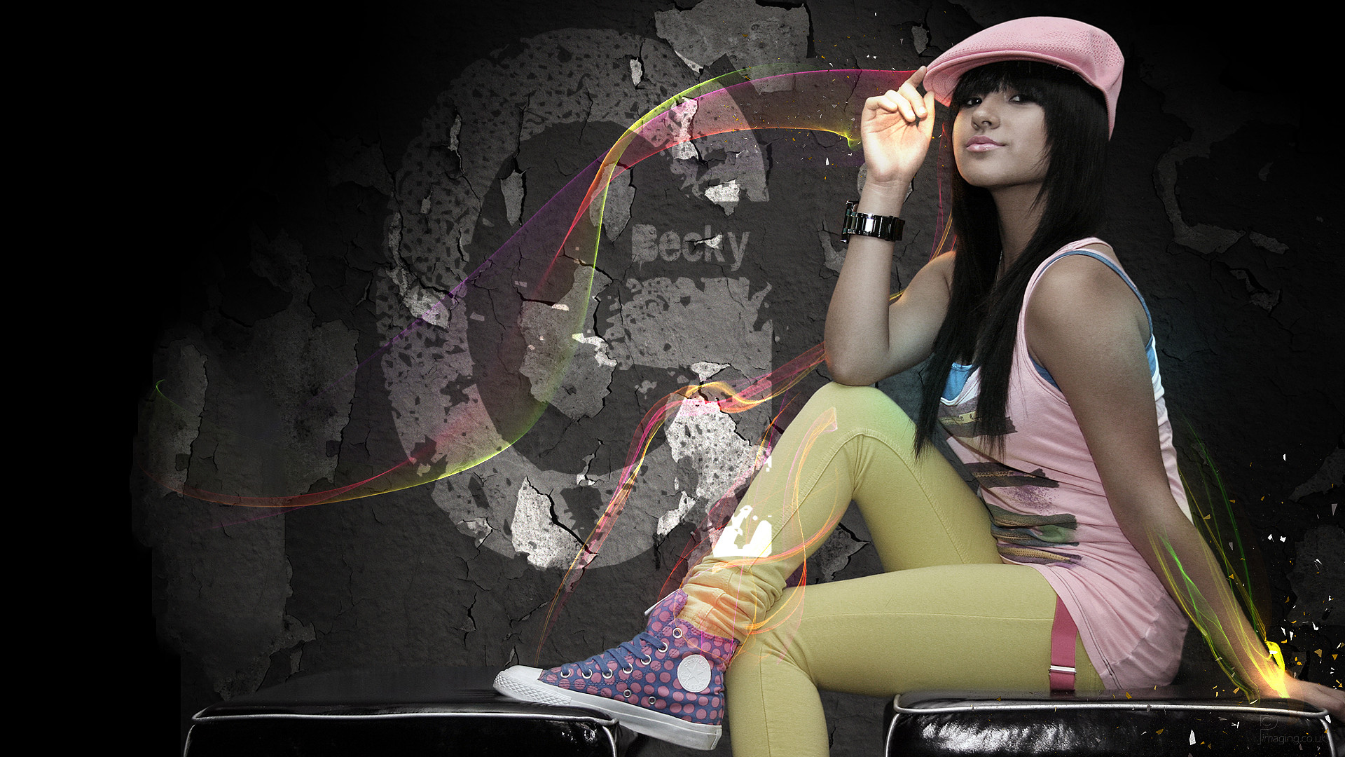 Res: 1920x1080, Becky G 2013 wallpaper High Quality WallpapersWallpaper Desktop