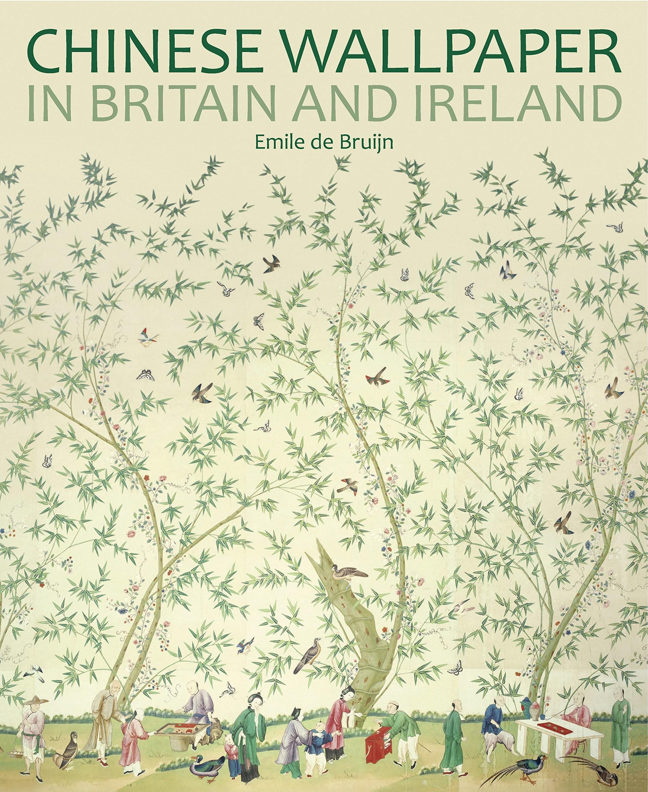 Res: 2095x2560, Chinese Wallpaper in Britain and Ireland: Amazon.de: Emile de Bruijn:  Fremdsprachige Bücher