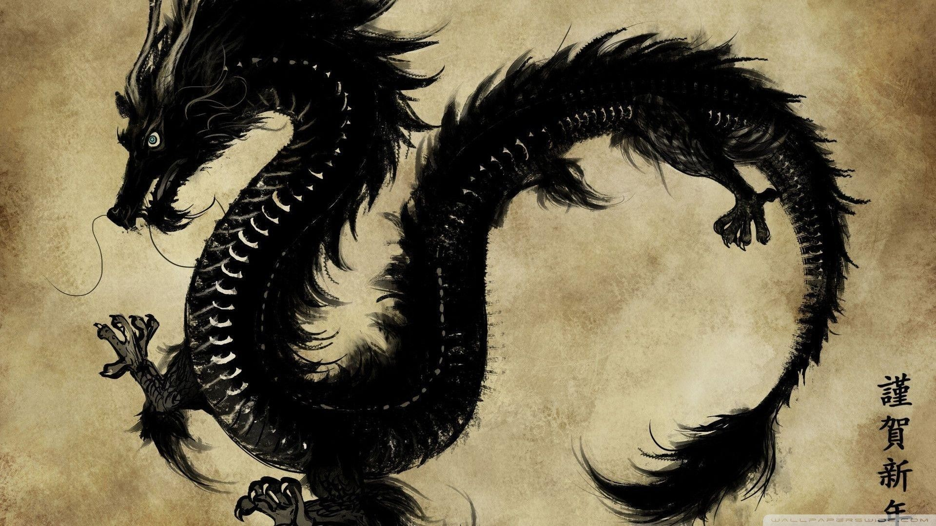 Res: 1920x1080, Chinese Dragon Wallpapers