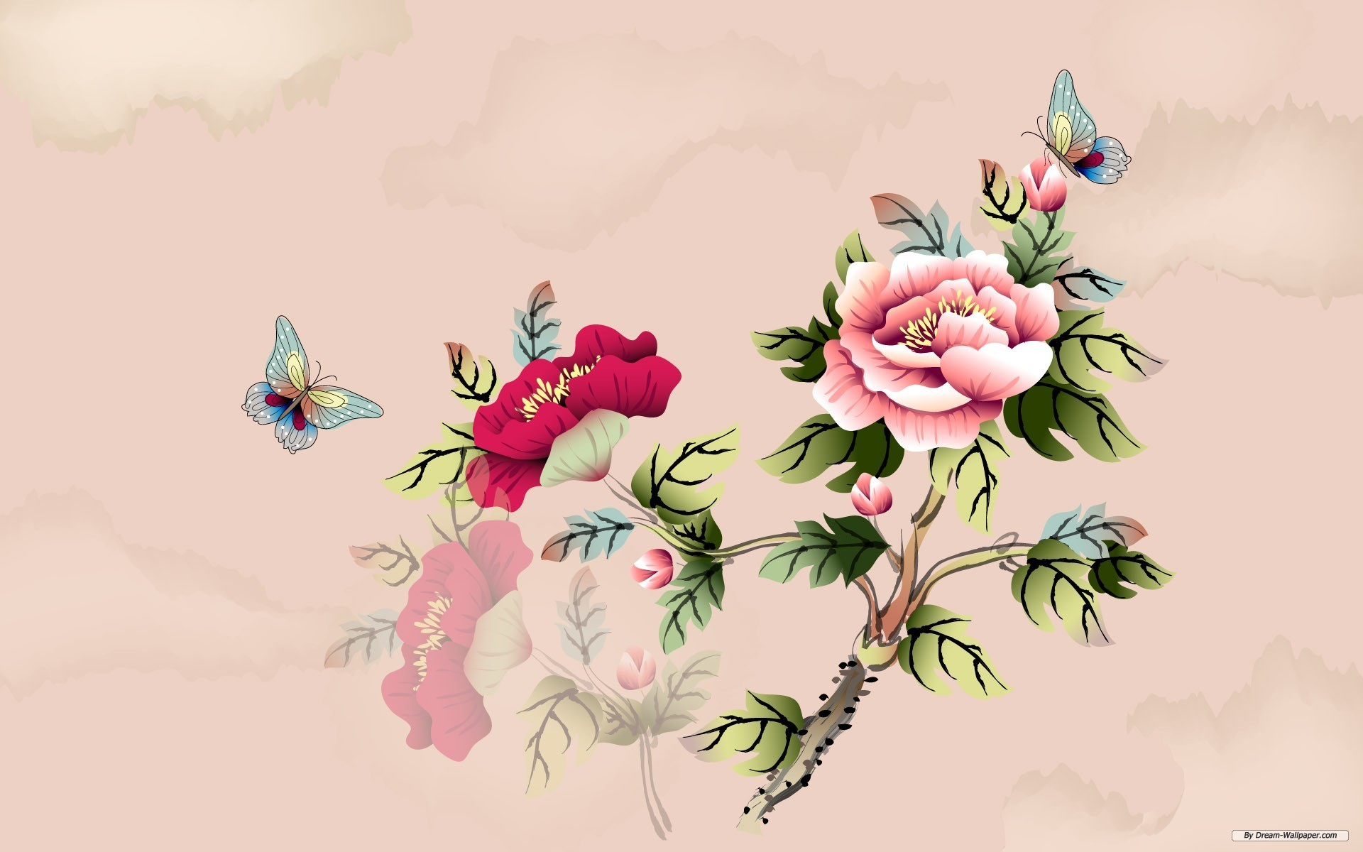 Res: 1920x1200, Free Art wallpaper - Chinese Ink Painting 2 wallpaper -  wallpaper  - Index 21