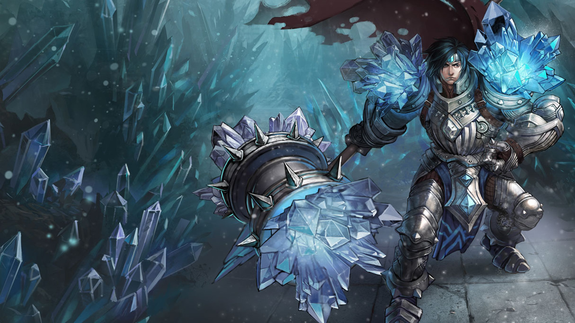 Res: 1920x1080, Taric Classic Chinese