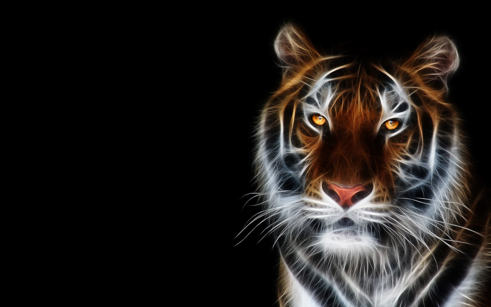 Res: 1920x1200, 3D Animals on Pinterest | Animal Wallpaper, Unique Animals and Cat .