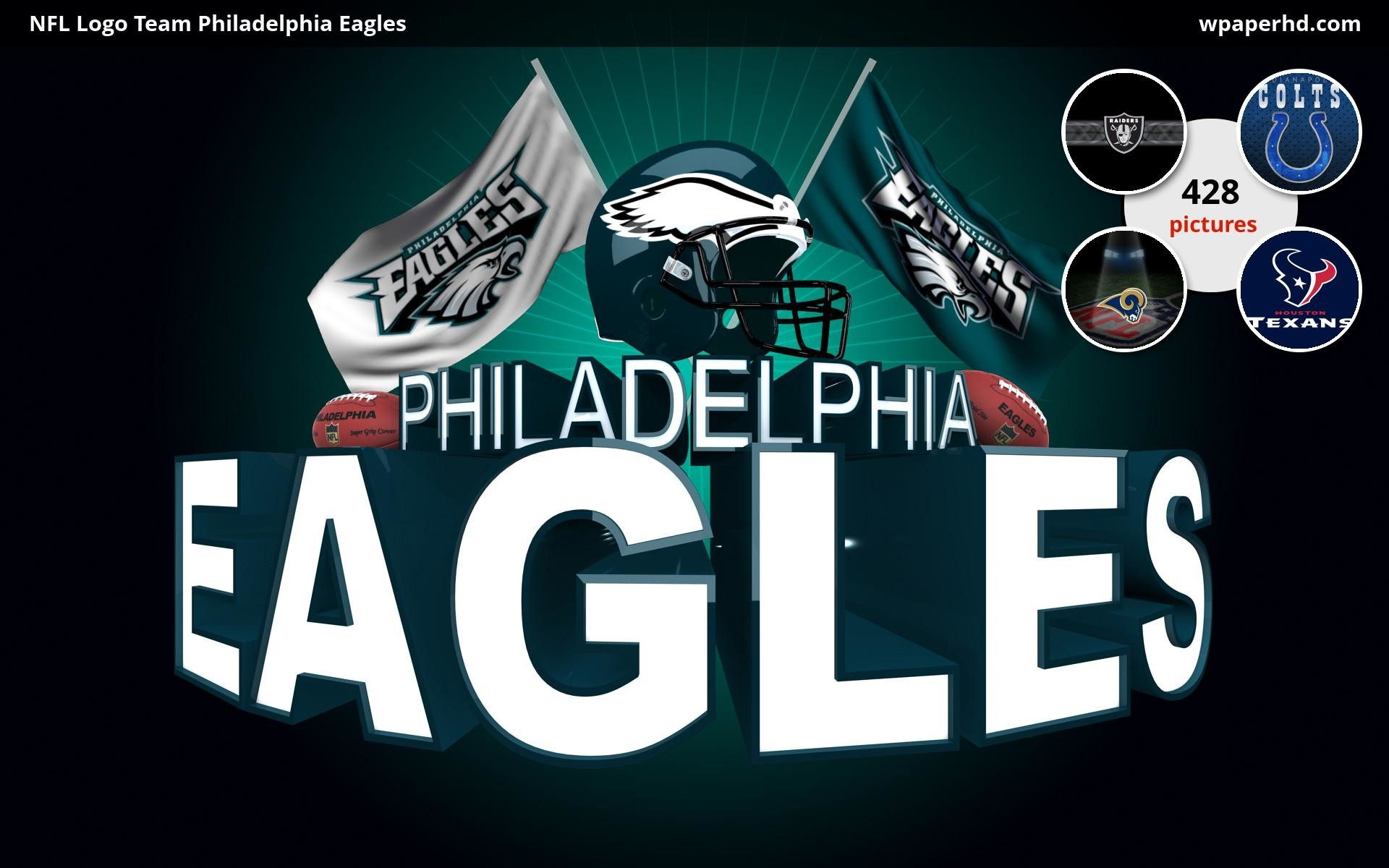 Res: 1920x1200, ... Logo Team Philadelphia Eagles wallpaper, where you can download this  picture in Original size and ...