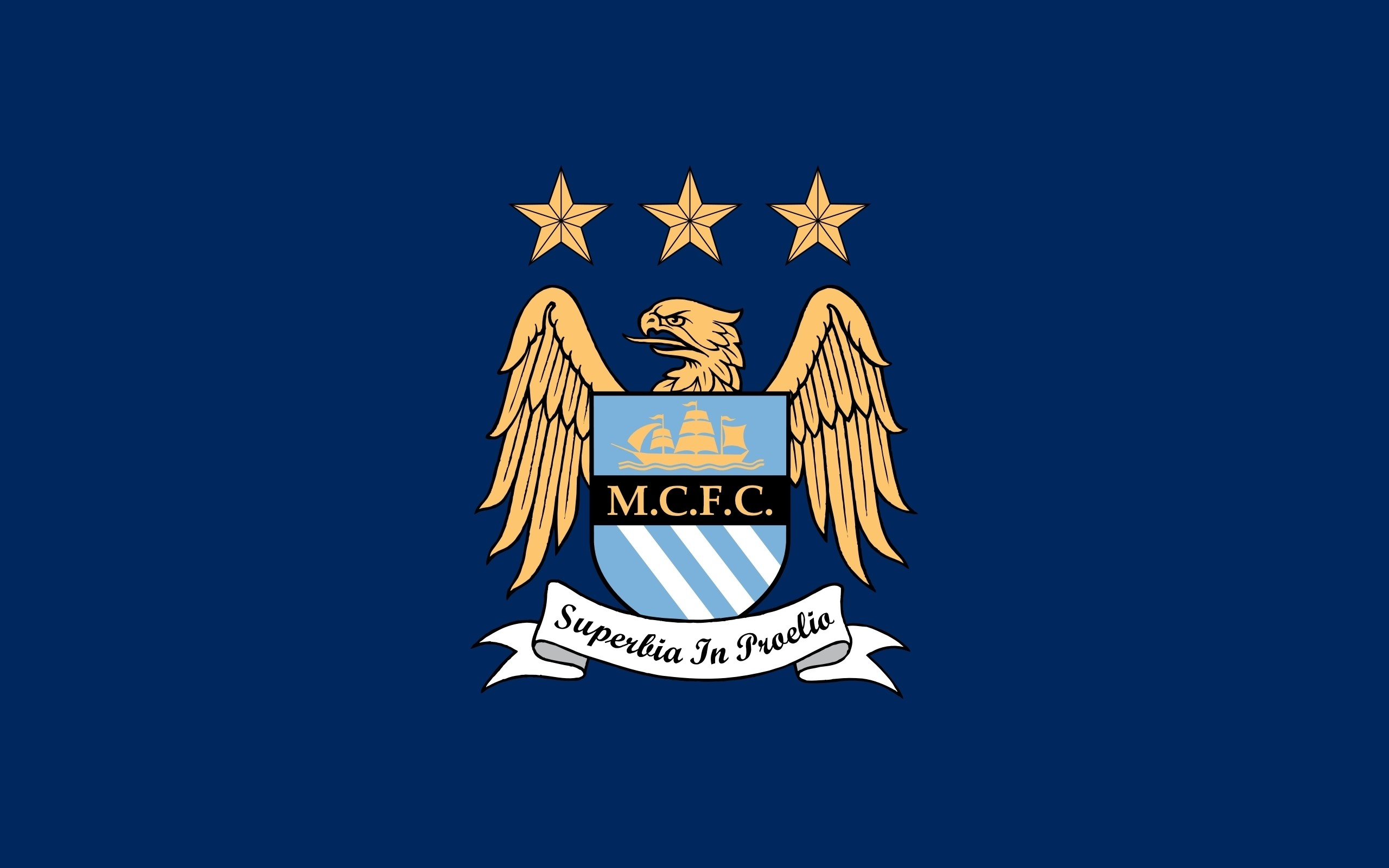 Res: 2560x1600, Beautiful Manchester City Logo Wallpapers HD