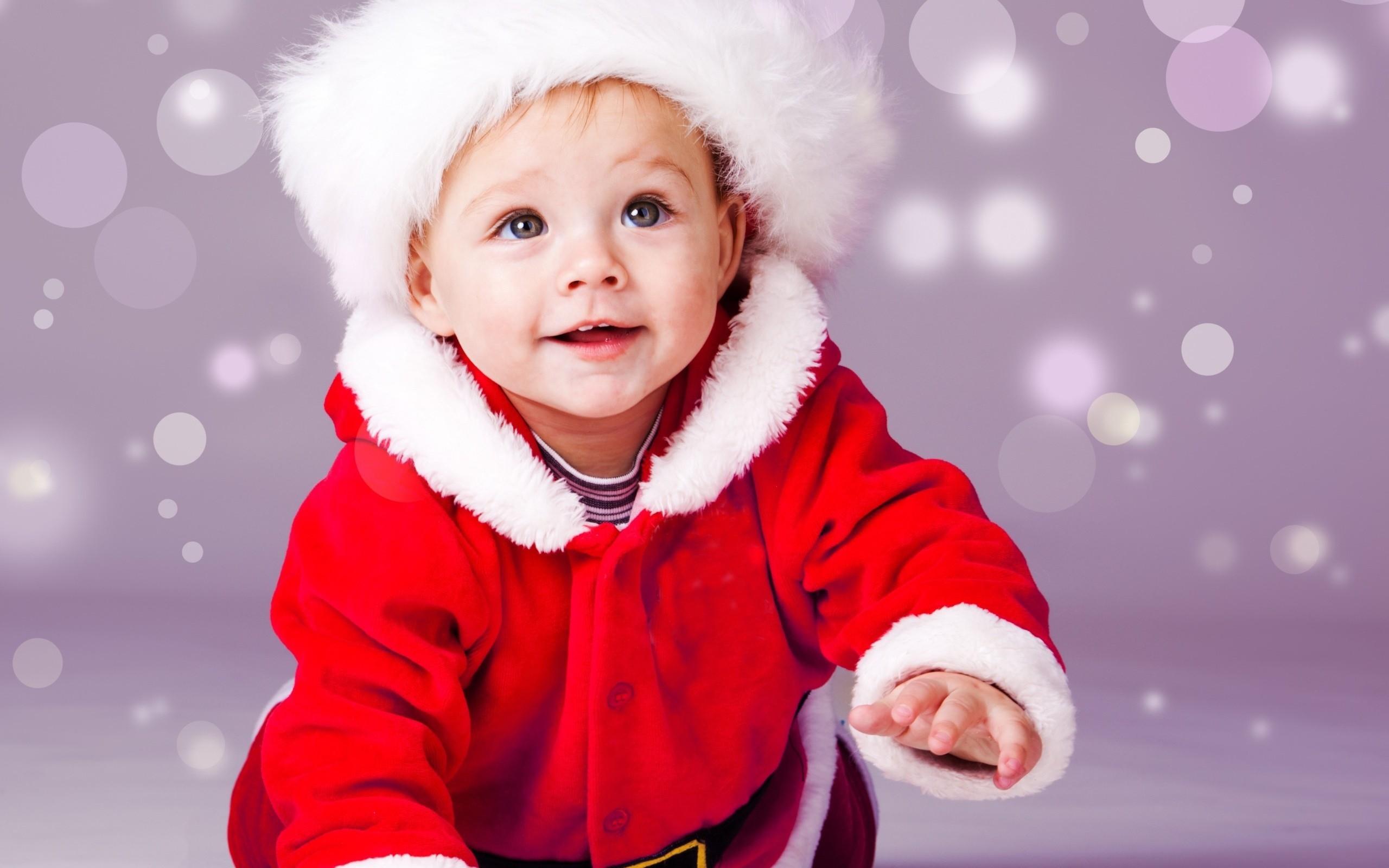 Res: 2560x1600, Christmast Baby Wallpaper Wallpaper